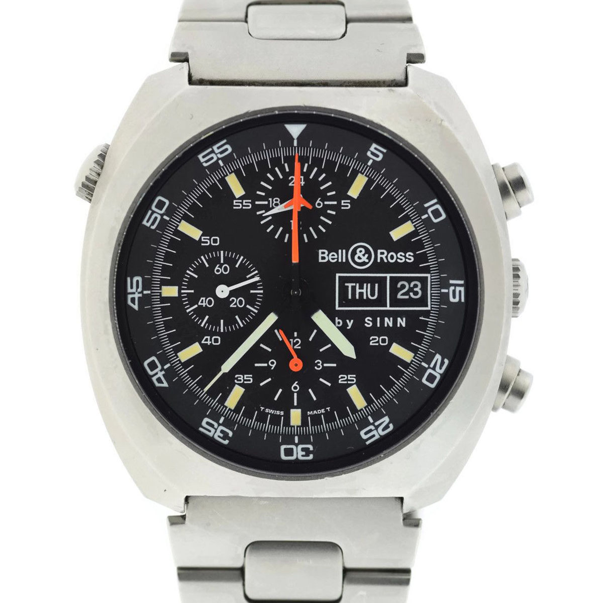 Bell Ross by Sinn Chronograph