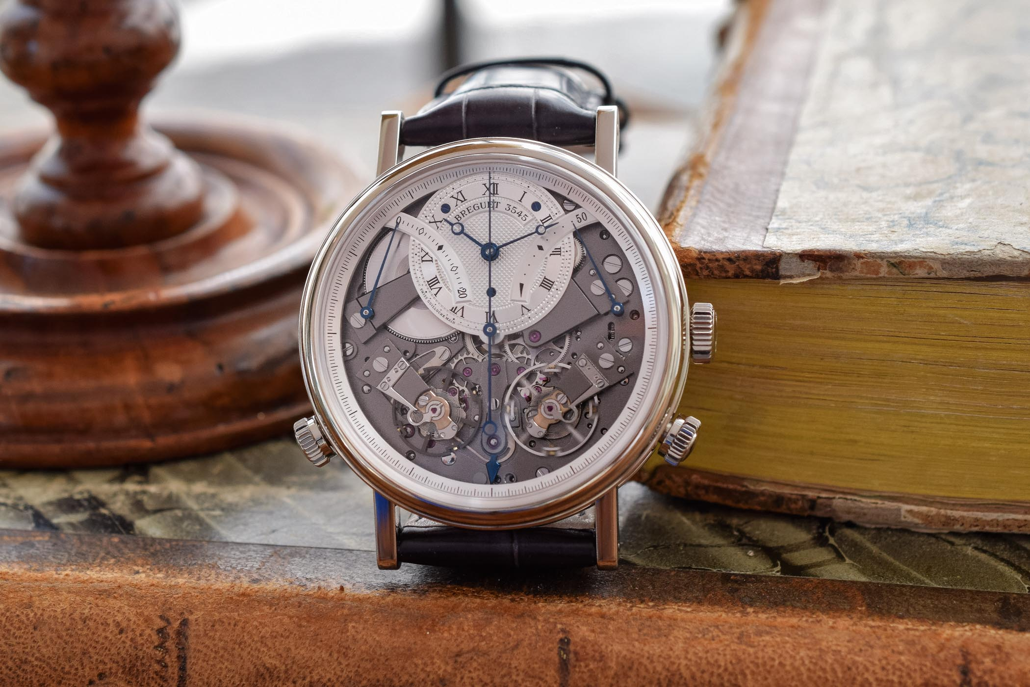 Breguet Tradition Chronograph Independent 7077 - 1