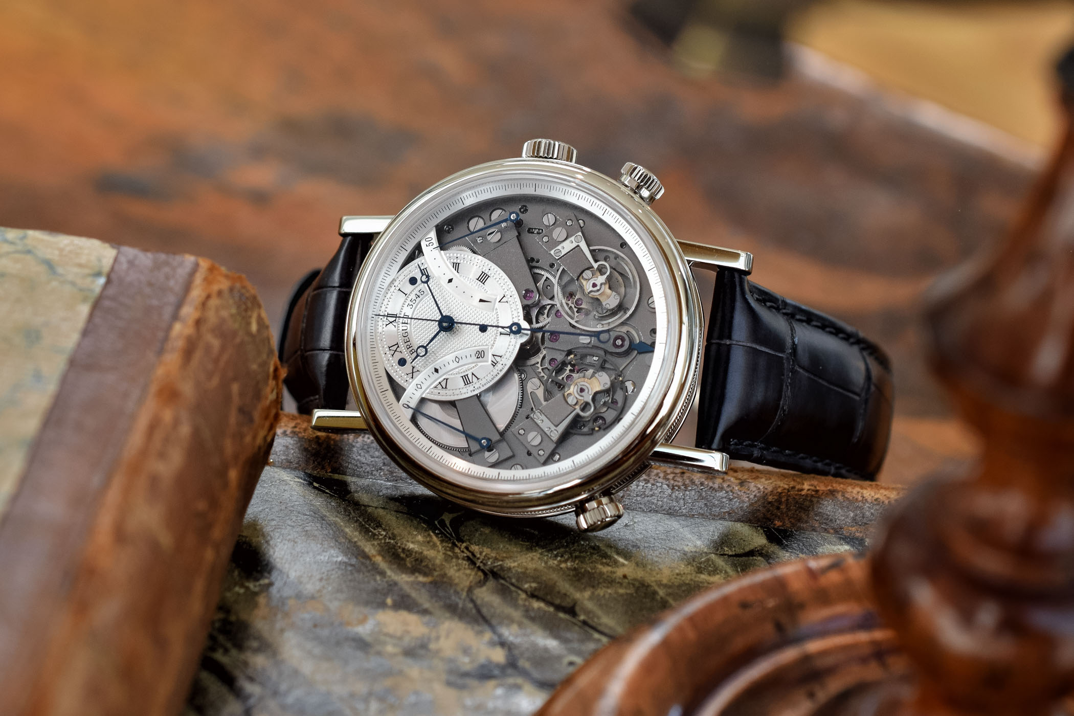 Breguet Tradition Chronograph Independent 7077 - 4