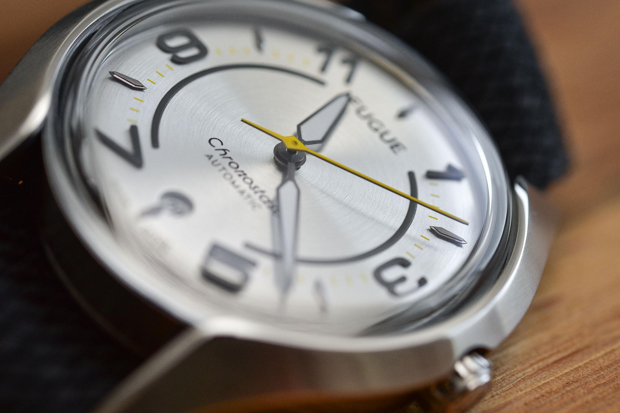 Fugue Watch Chronostase modular watch interchangeable case and strap - 2