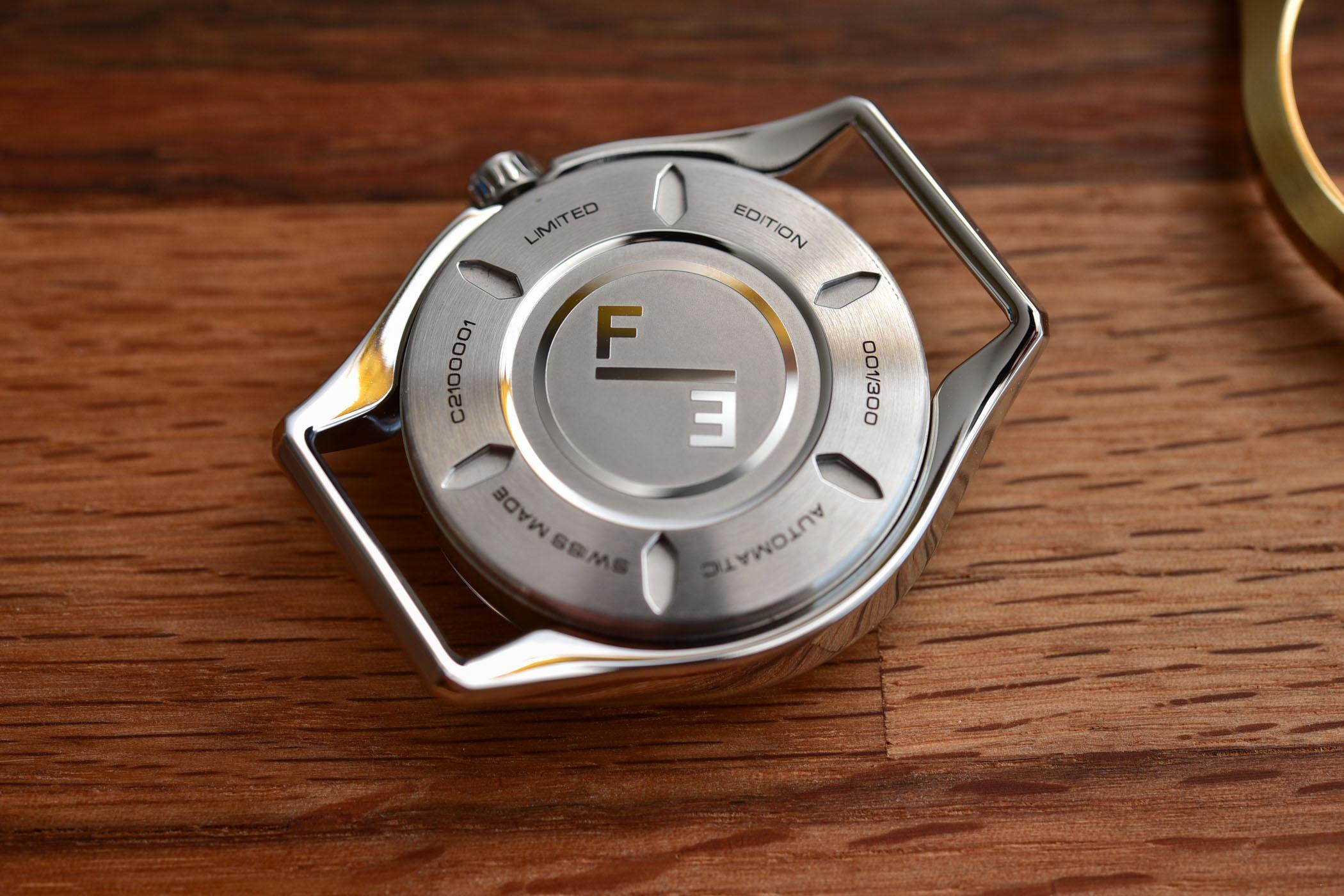 Fugue Watch Chronostase modular watch interchangeable case and strap - 8