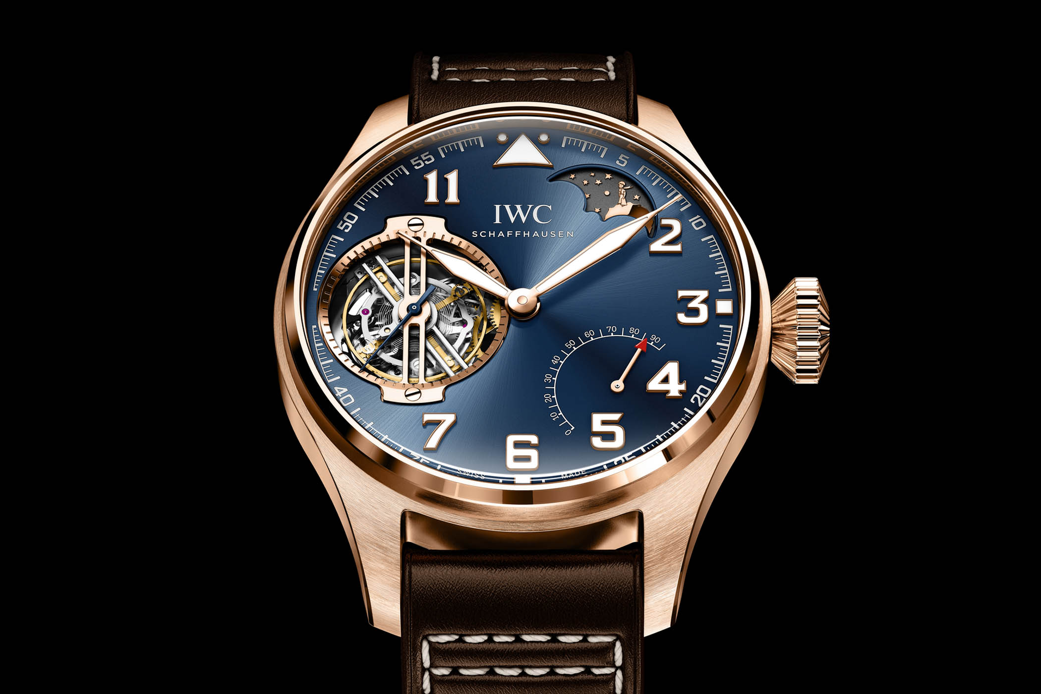 IWC Big Pilots Watch Constant-Force Tourbillon Edition Le Petit Prince IW590303 - SIHH 2019