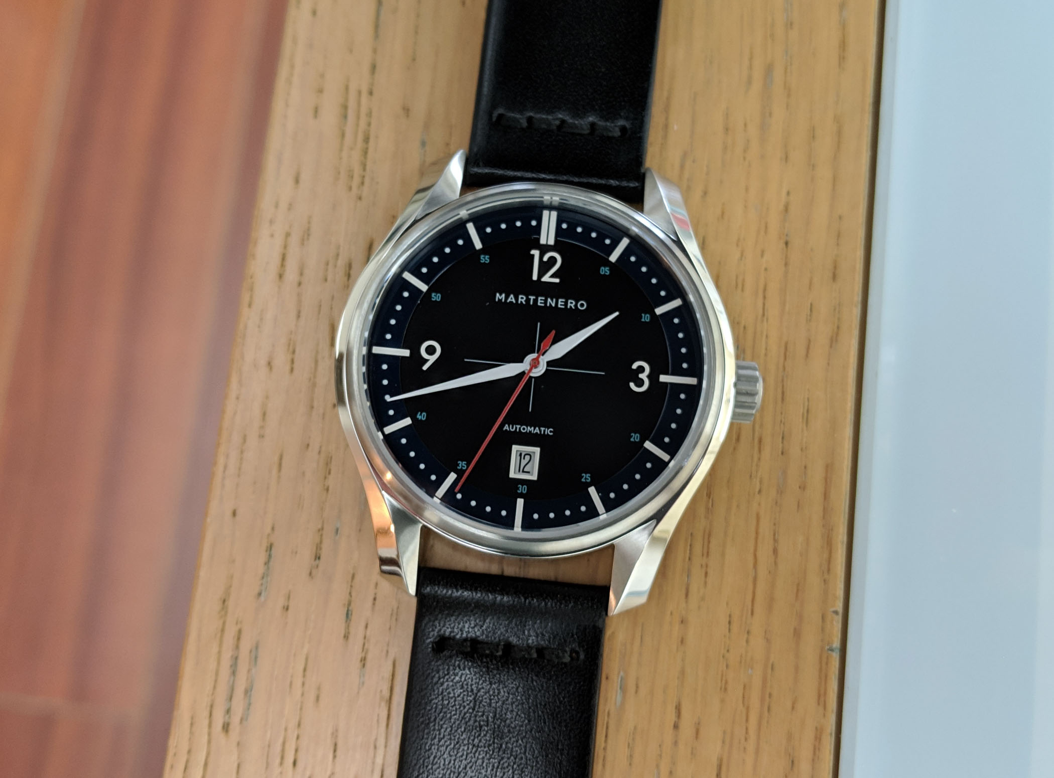 Martenero Kerrison Automatic - Value Proposition Review - 6
