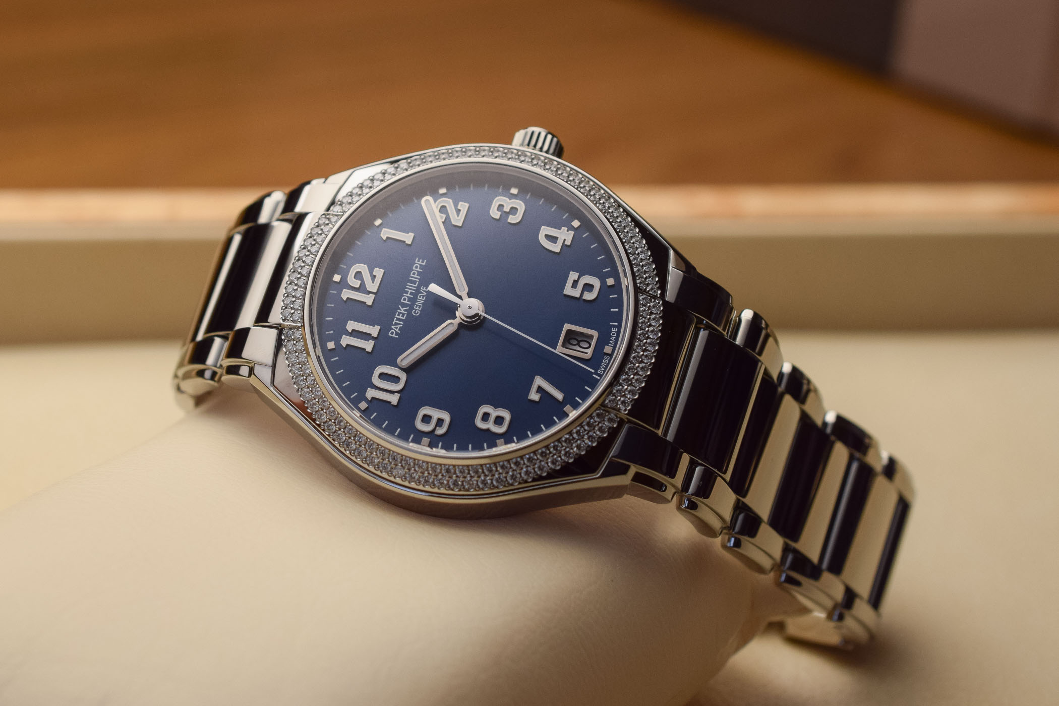 1beeafba2be Patek Philippe Twenty~4 Automatic - A Woman s Review of Patek s ...