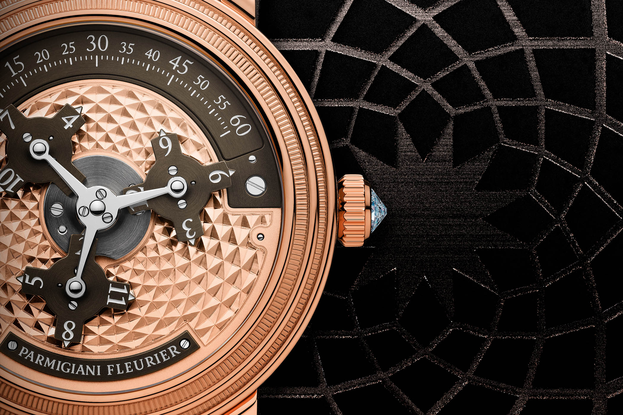 Pre-SIHH 2019 - Parmigiani Fleurier Toric Capitole In Rose Gold Brown Dial