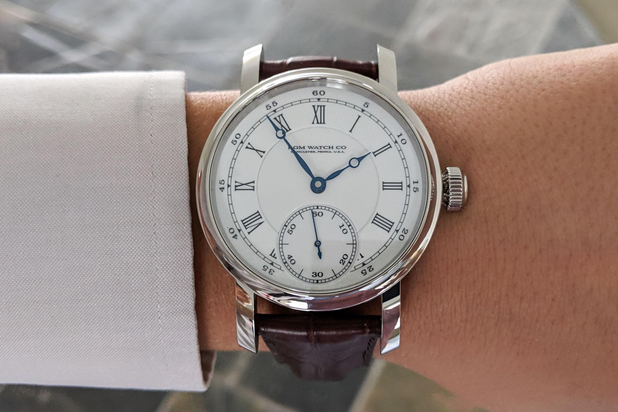 RGM Watch Co Classic Enamel PS-801-CE