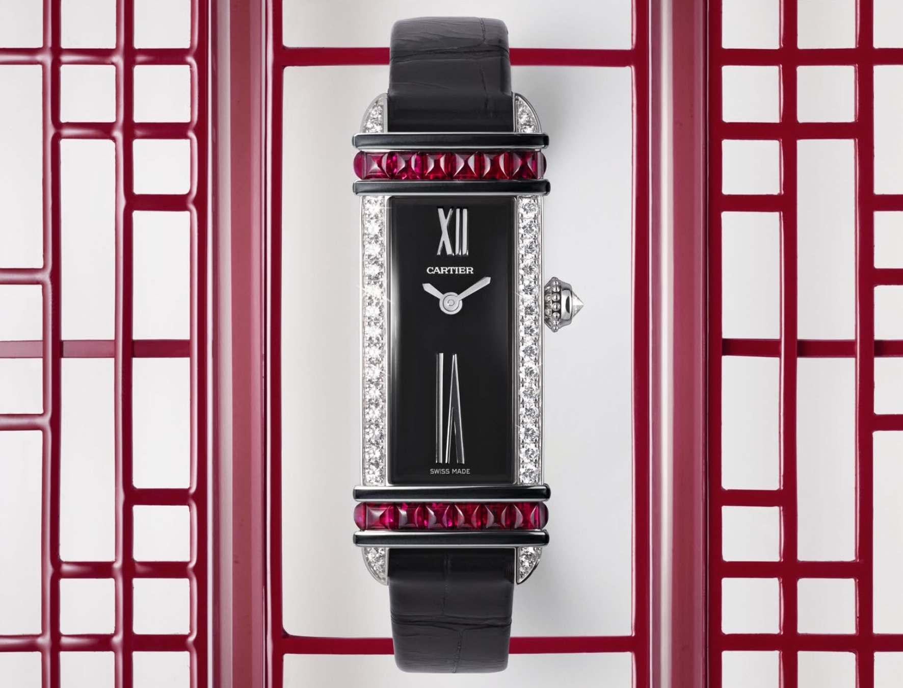 SIHH 2019 - Cartier Libre Jewelry collection - 3