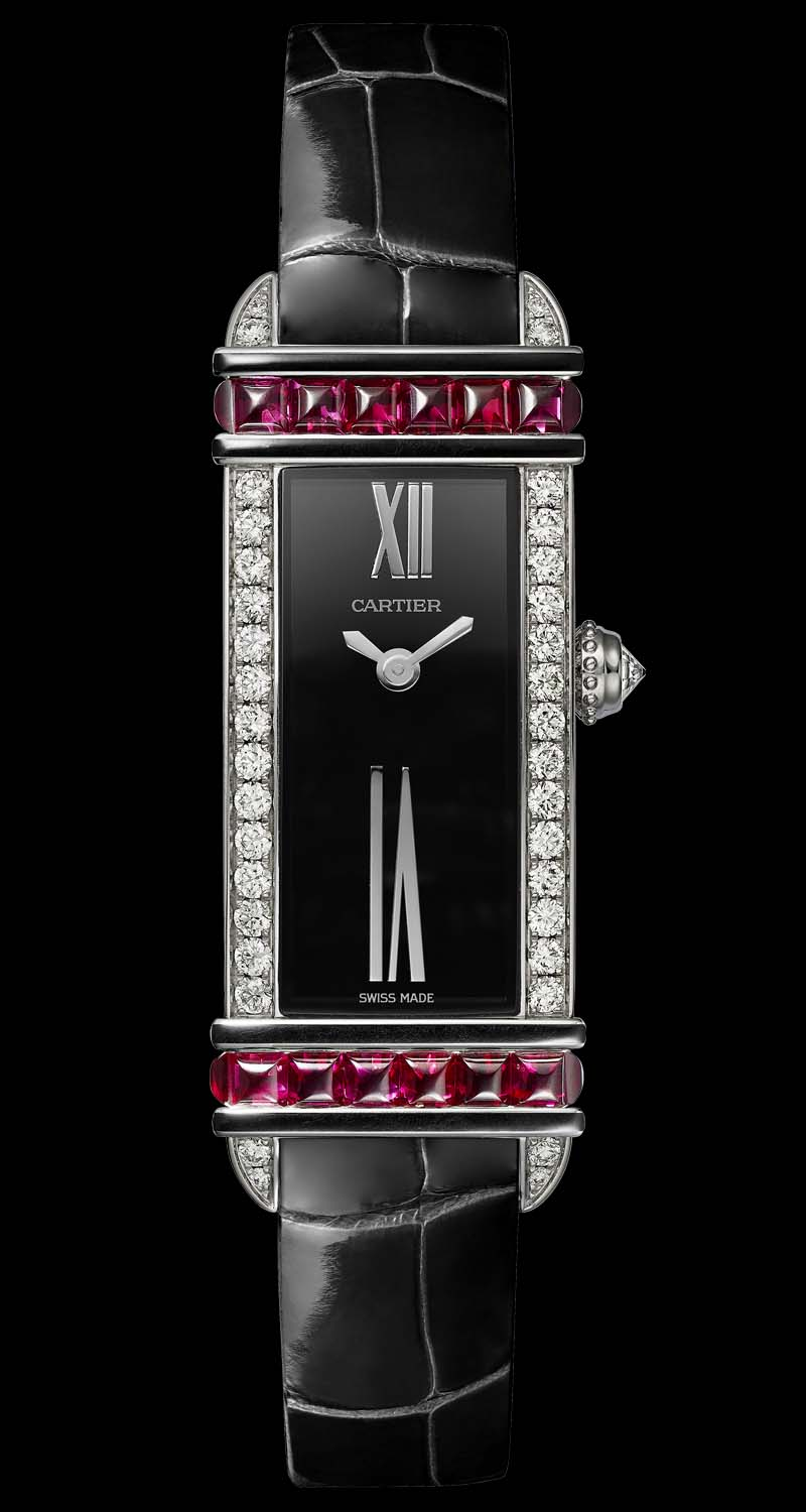 SIHH 2019 - Cartier Libre Jewelry collection - 6