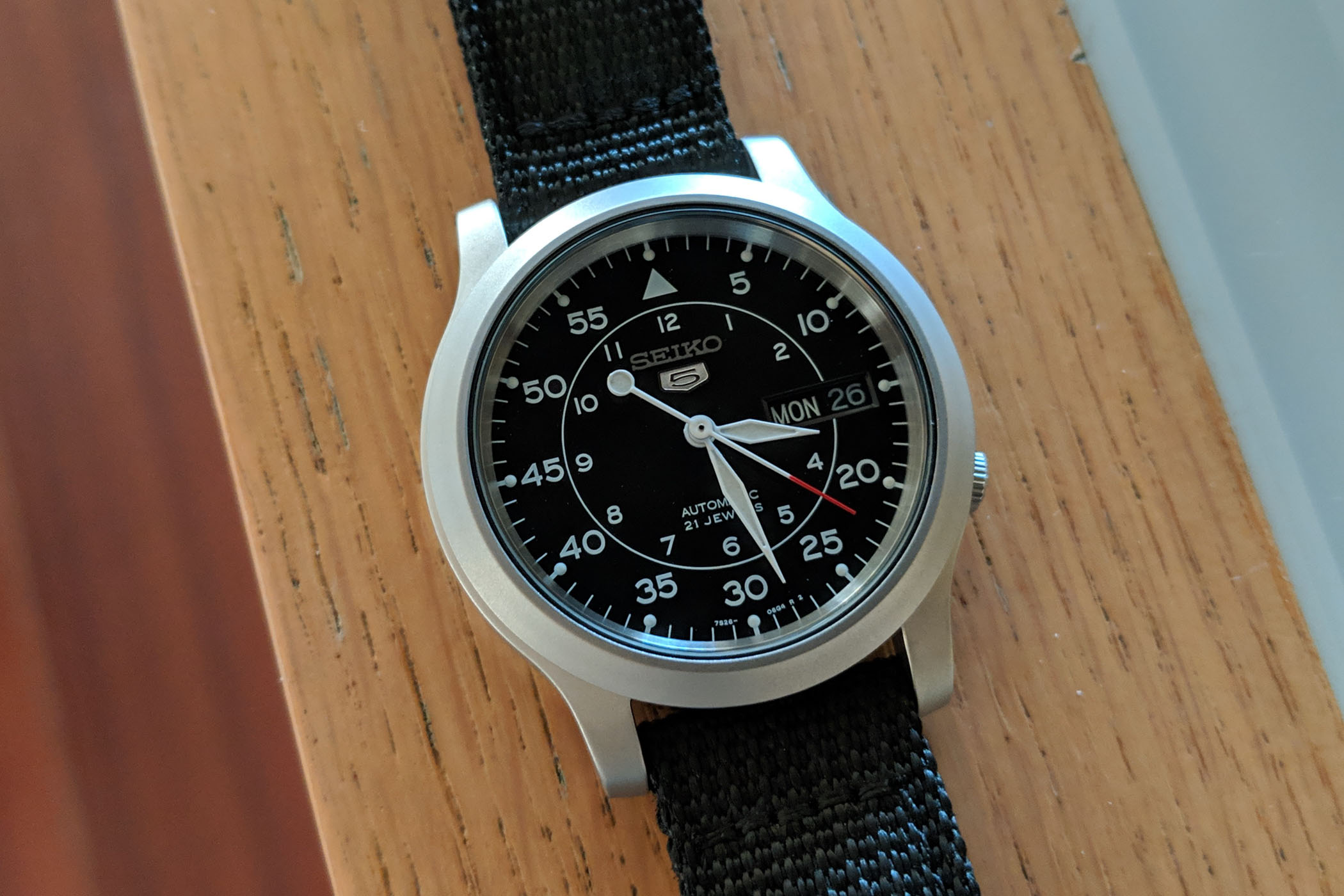 Review Of Seiko 5 Snk809 A Lot Of A Mechanical Watch For Less Than