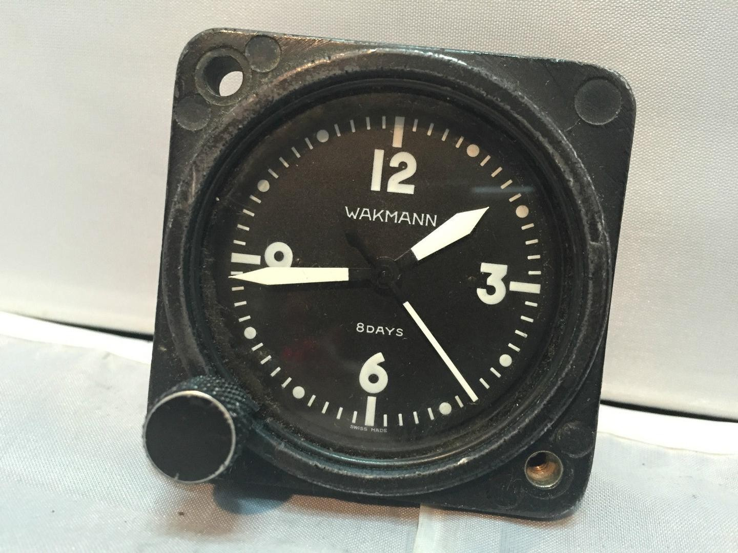 Vintage aircraft clocks - 2