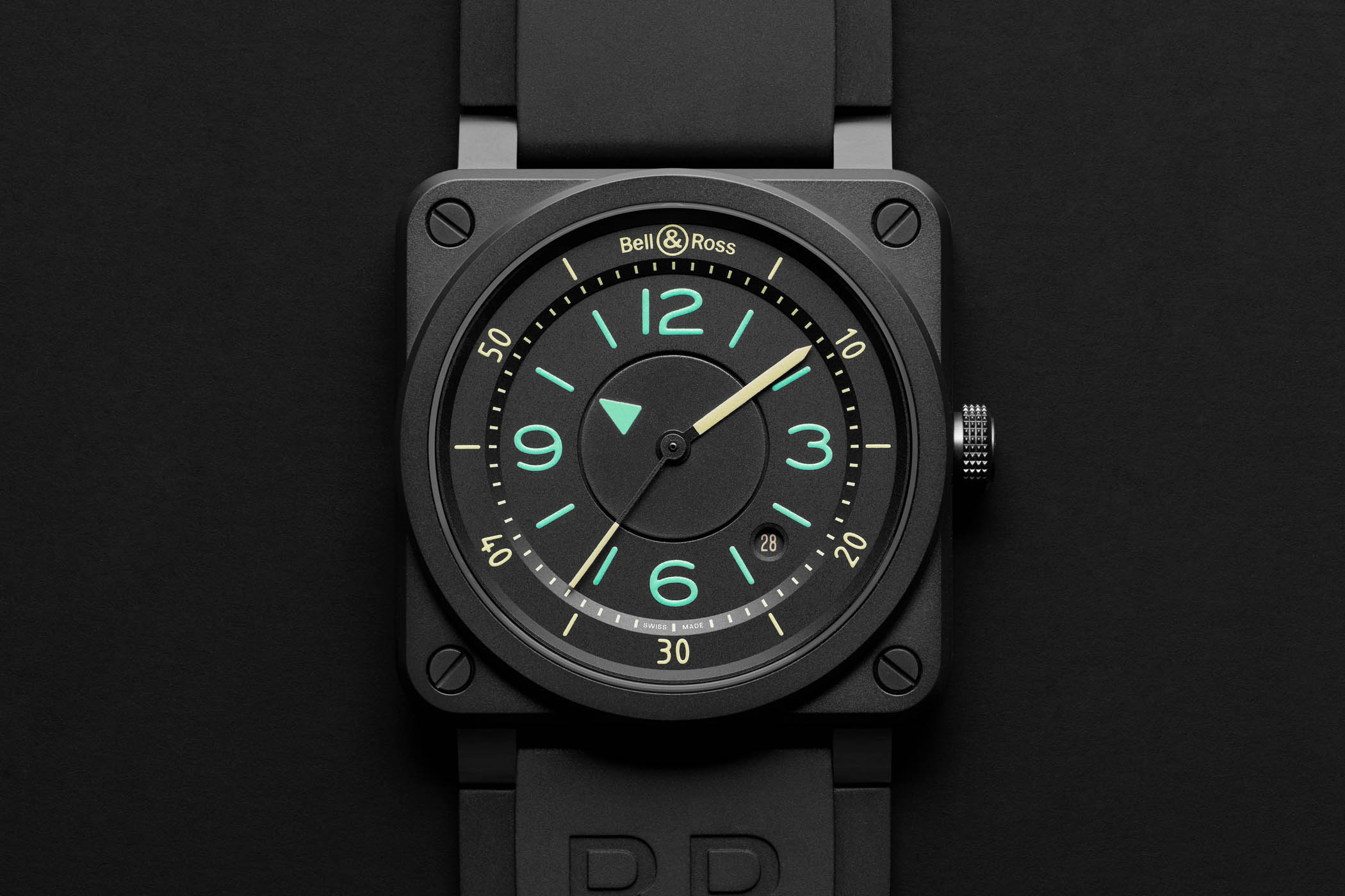 Bell and Ross BR 03-92 Bi-Compass - Pre-Baselworld 2019 - 5