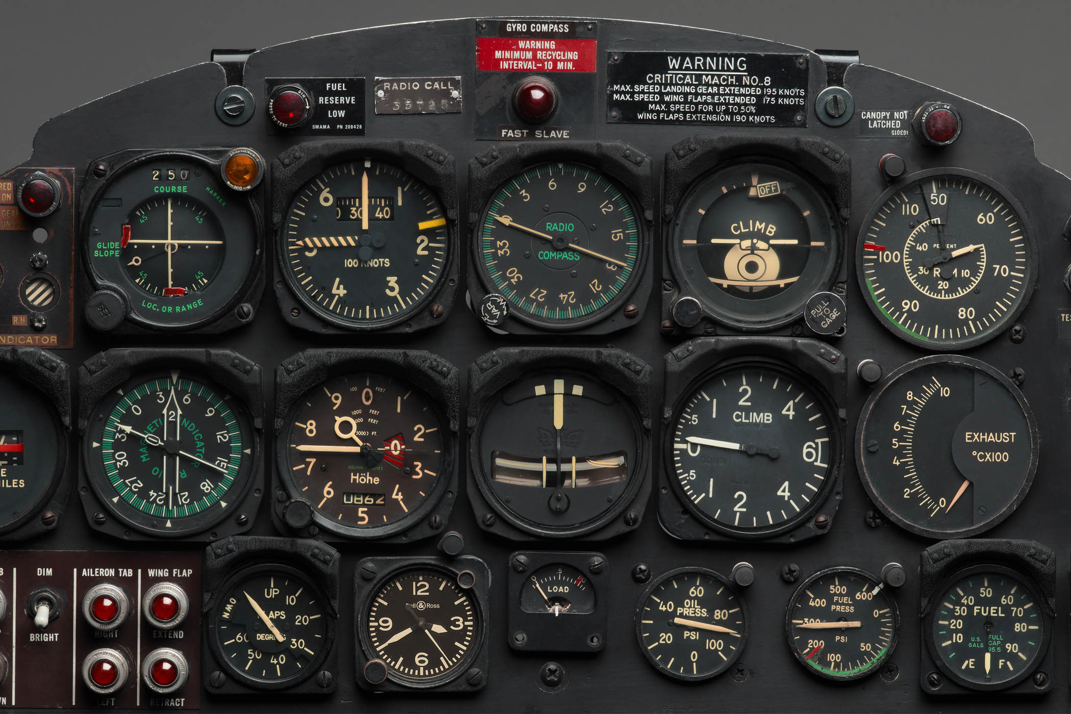 Bell and Ross instruement collection - 1
