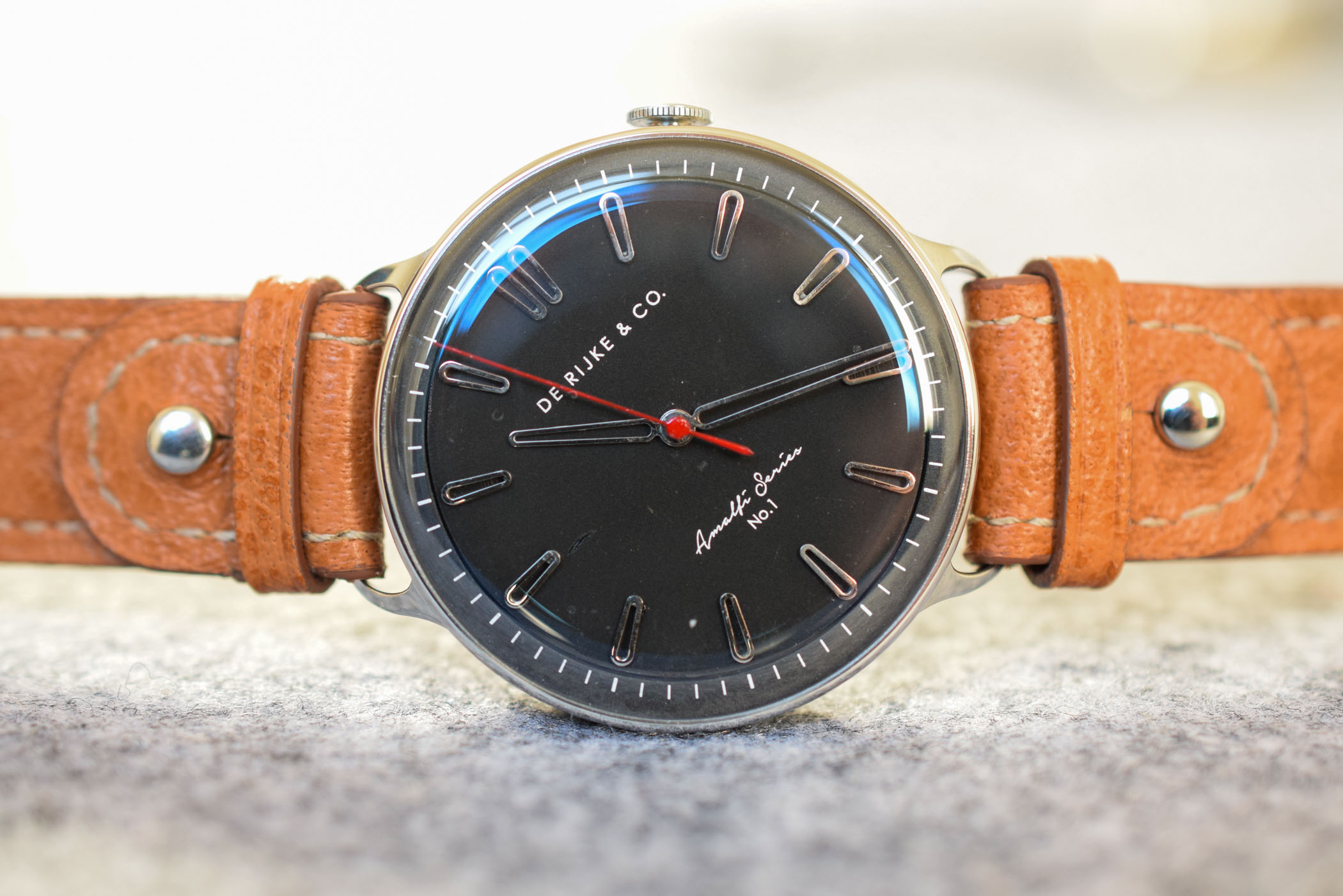 De Rijke Watches and Co Amalfi Series 1 - 8
