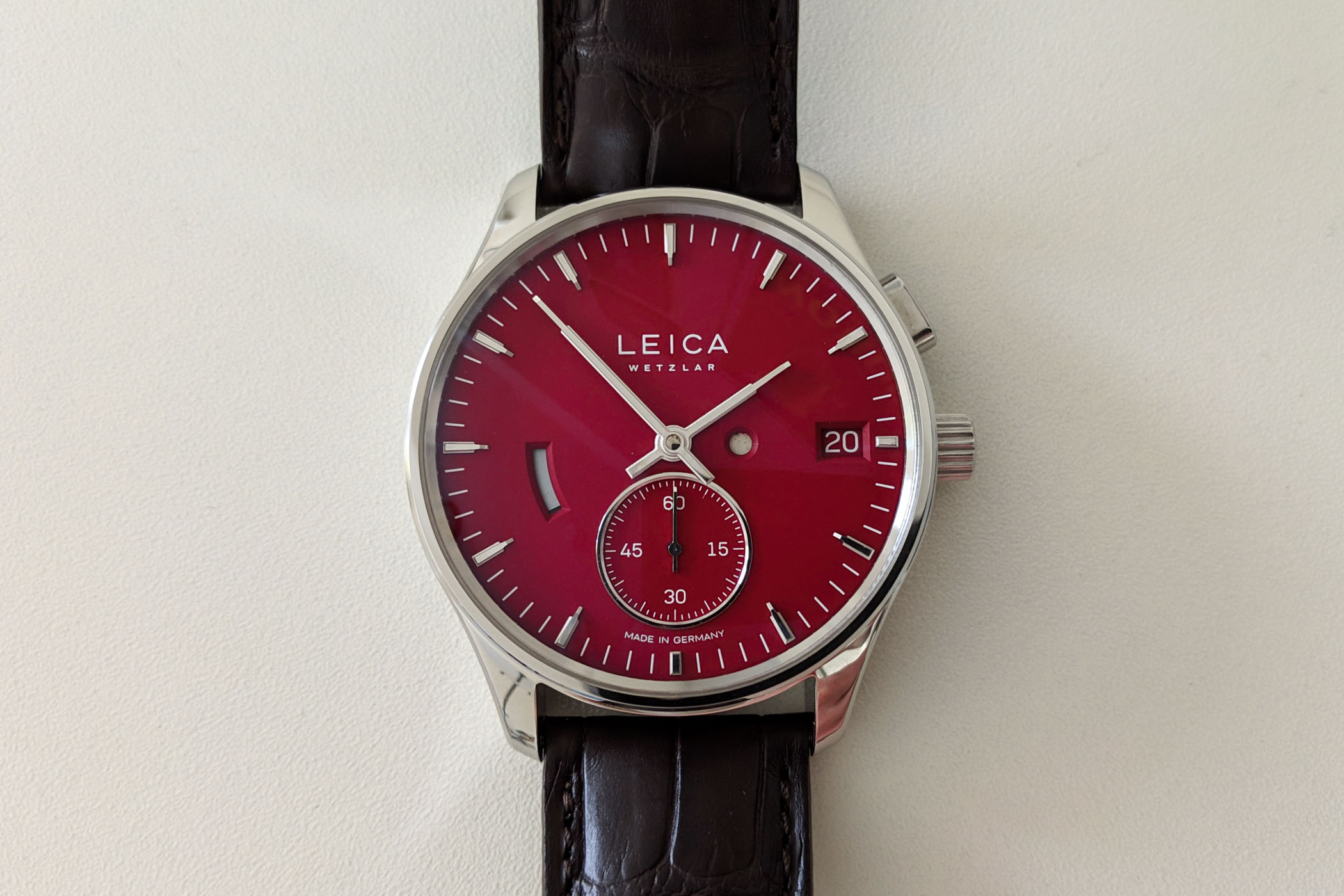Leica Watch L1 and L2 Review - 13