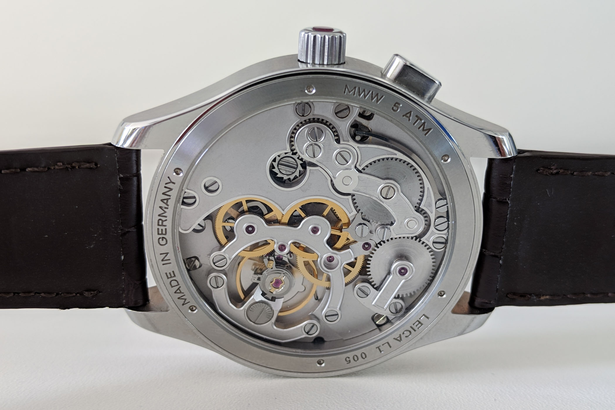 Leica Watch L1 and L2 Review - 15