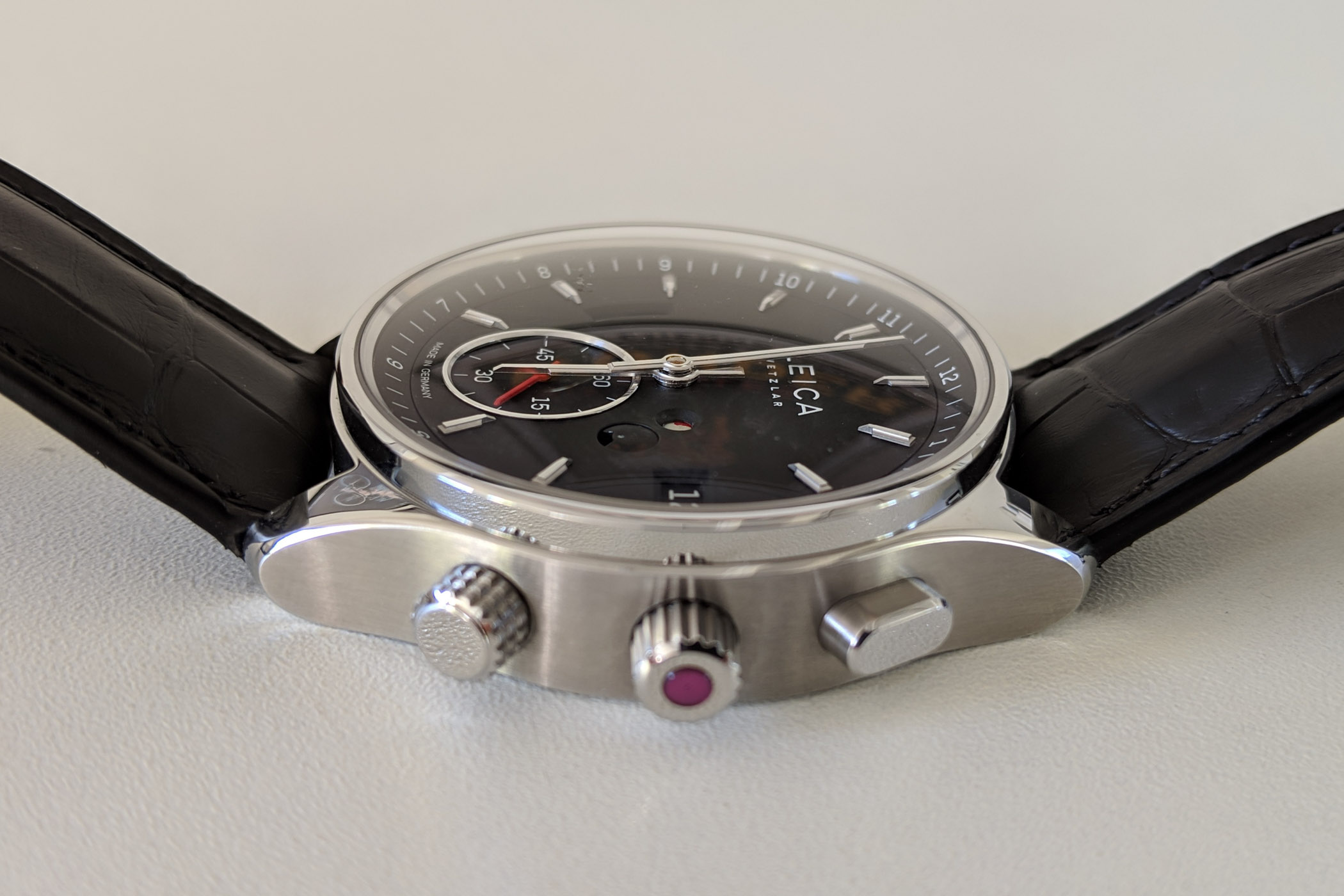 Leica Watch L1 and L2 Review - 3