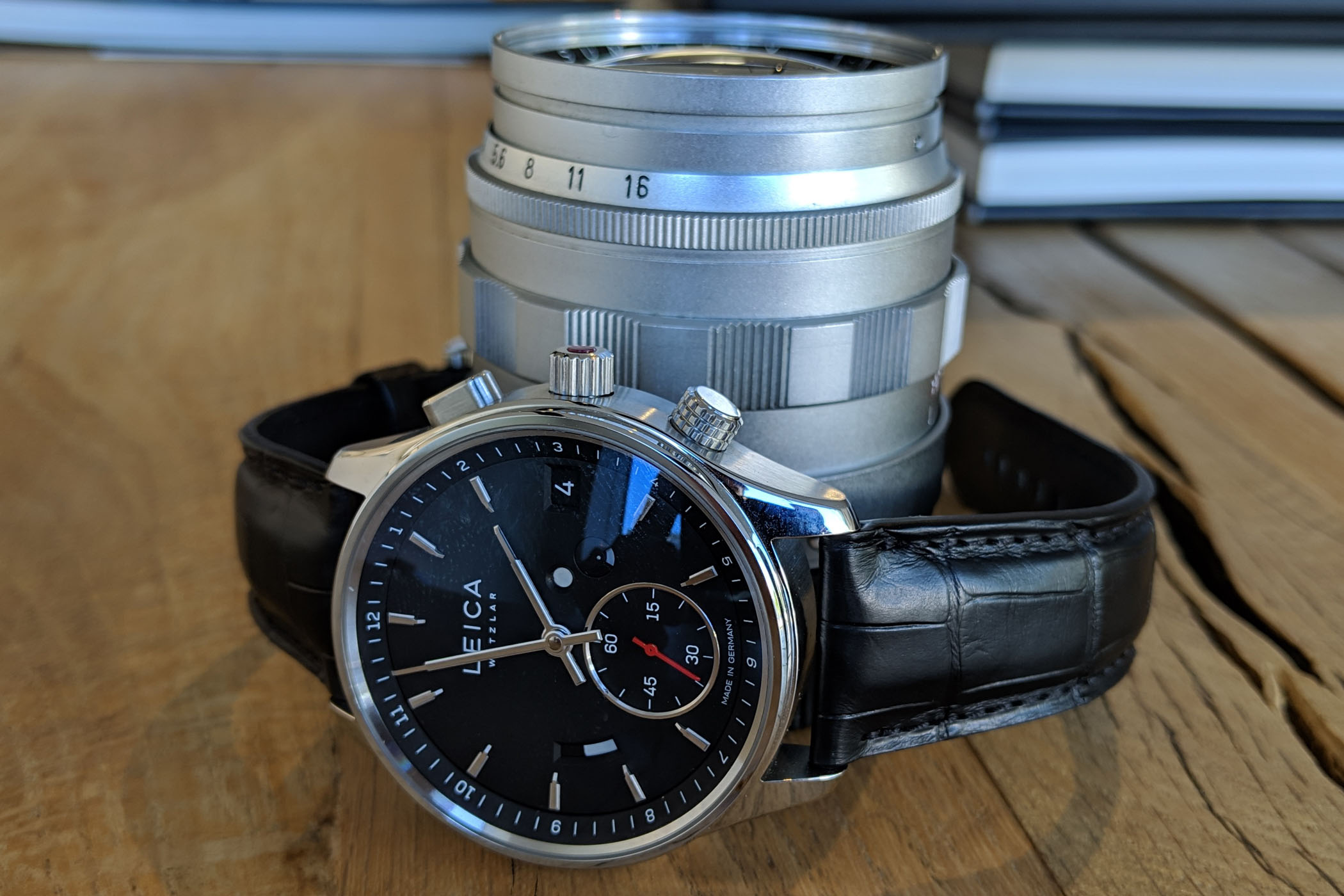 Leica Watch L1 and L2 Review - 5