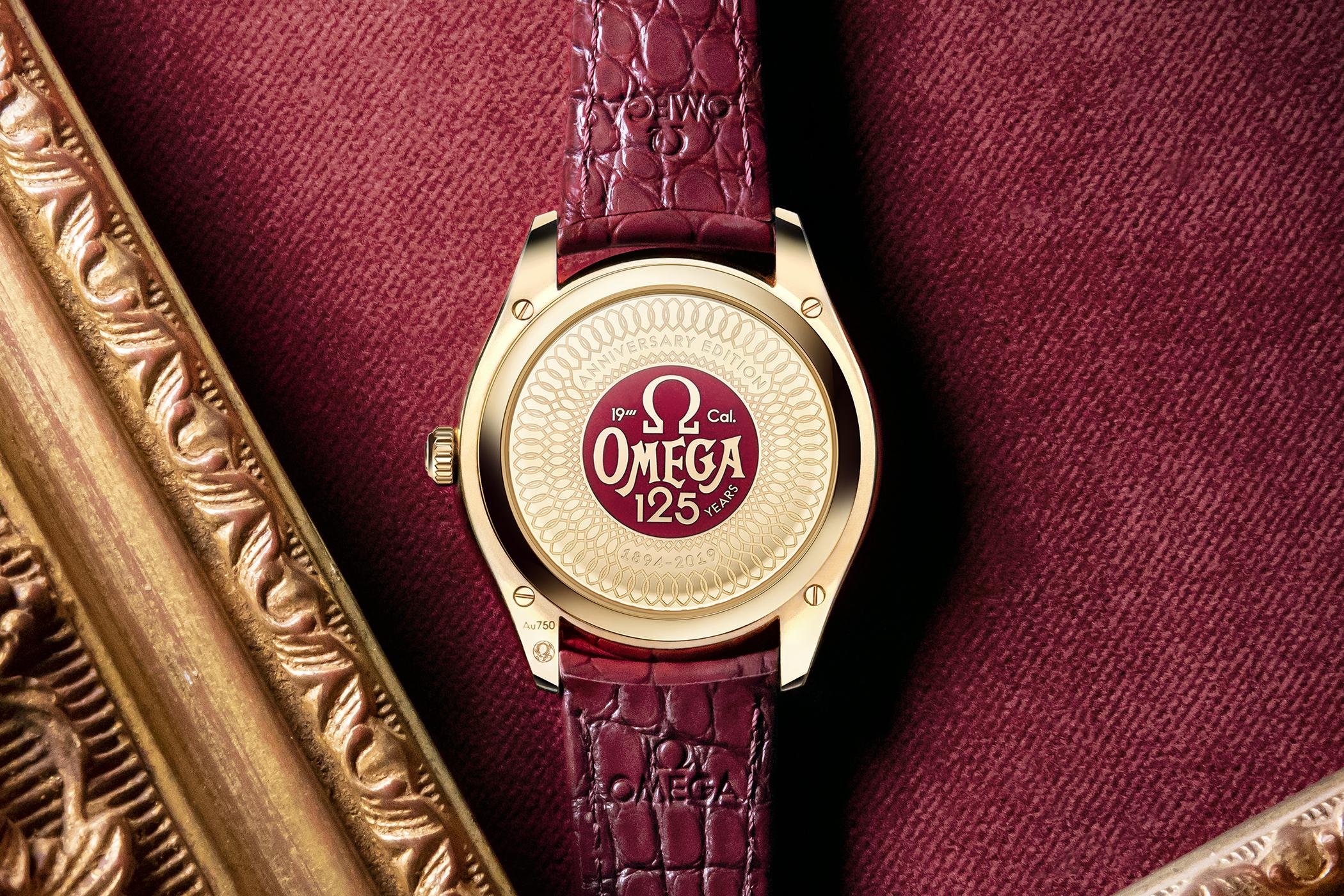 Omega De Ville Treso 125th anniversy edition 435.53.40.21.11.001 - 2