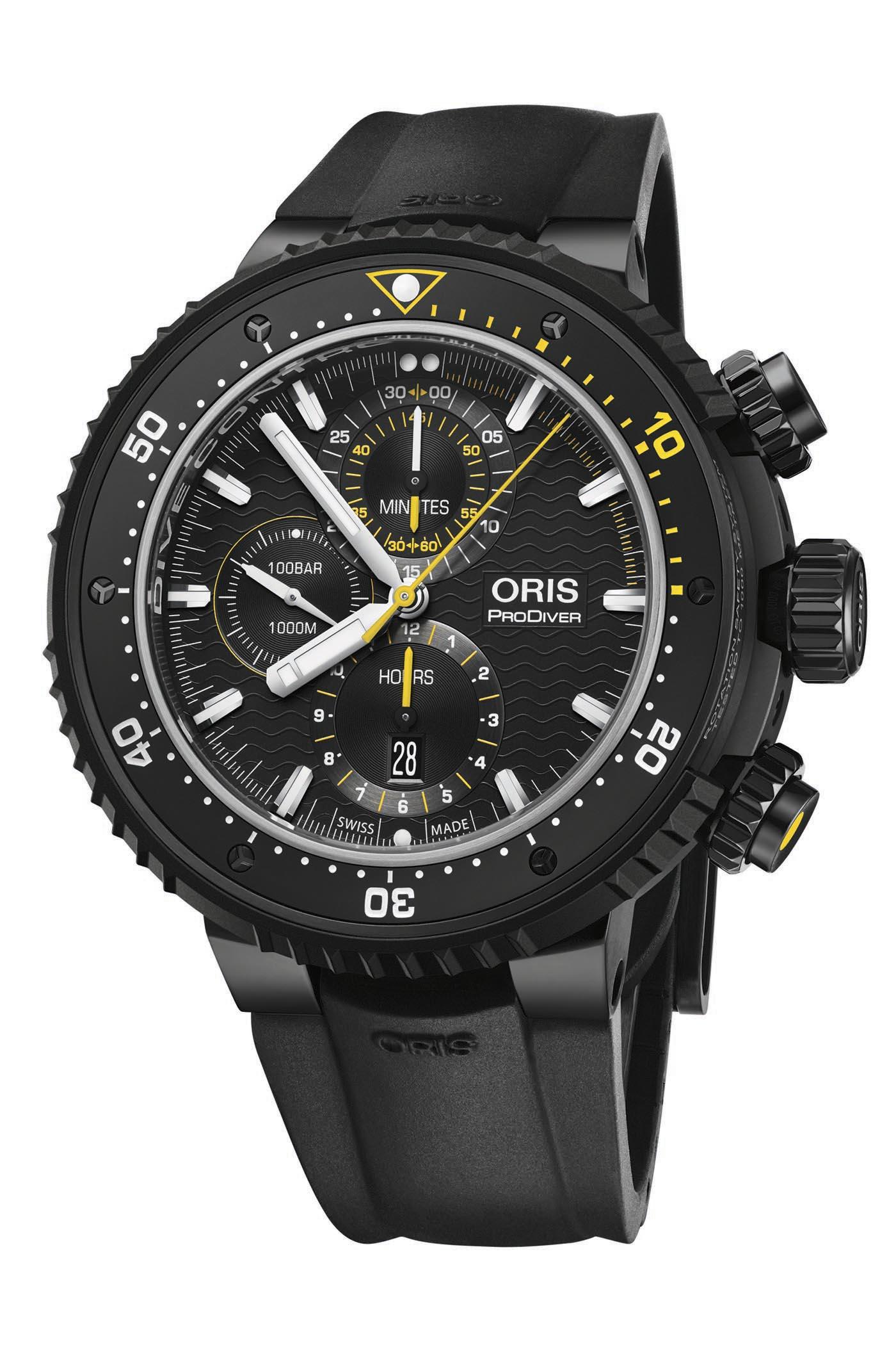 Oris Dive Control Limited Edition - 12