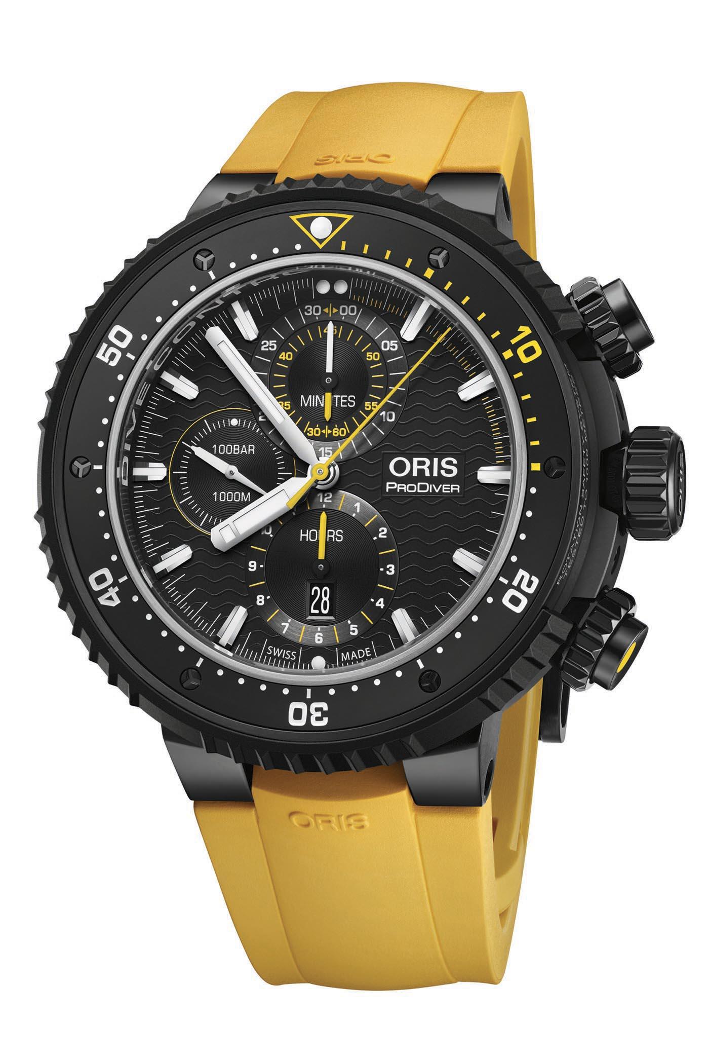 Oris Dive Control Limited Edition - 13
