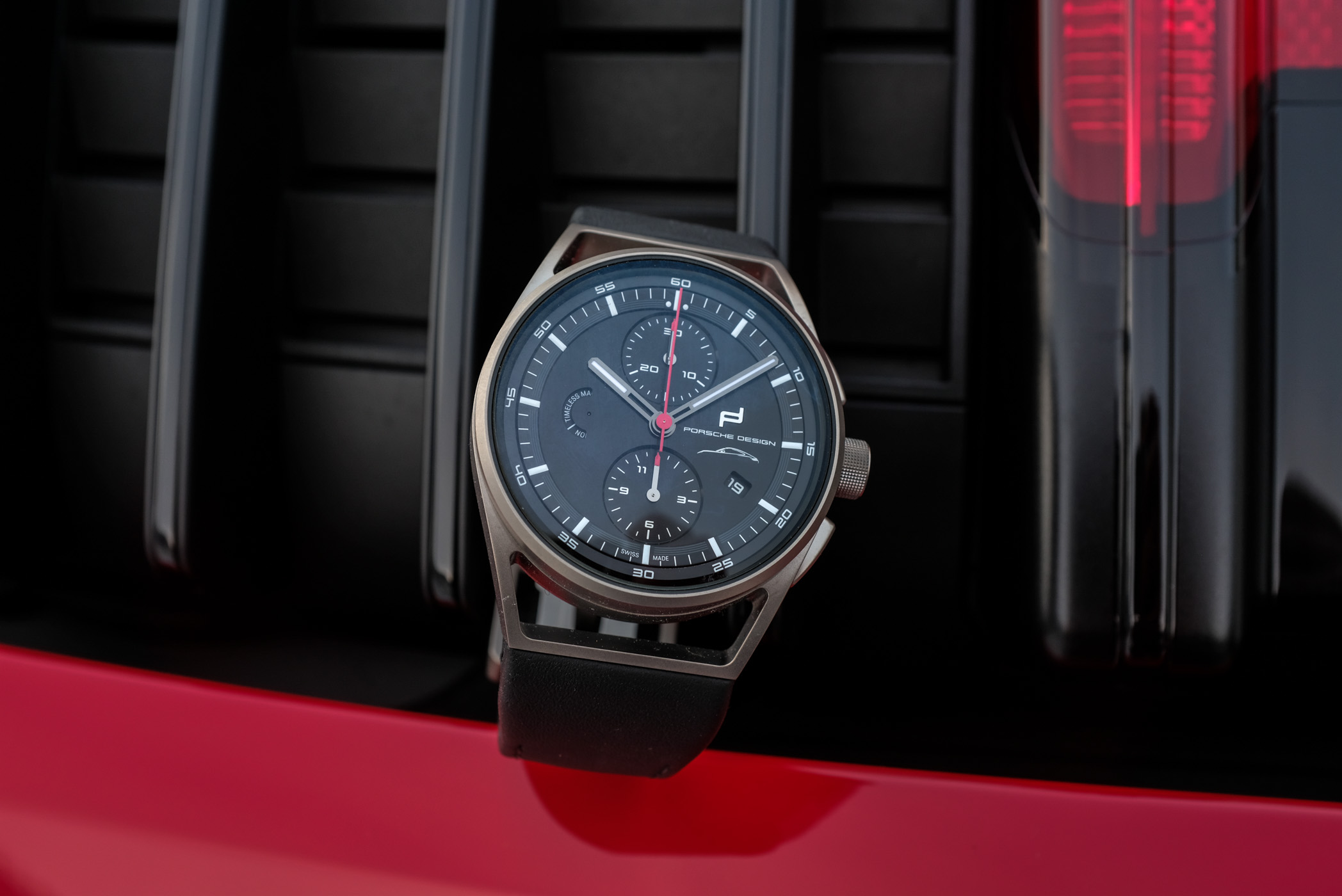 Porsche Design 911 Chronotimer Timeless Machine