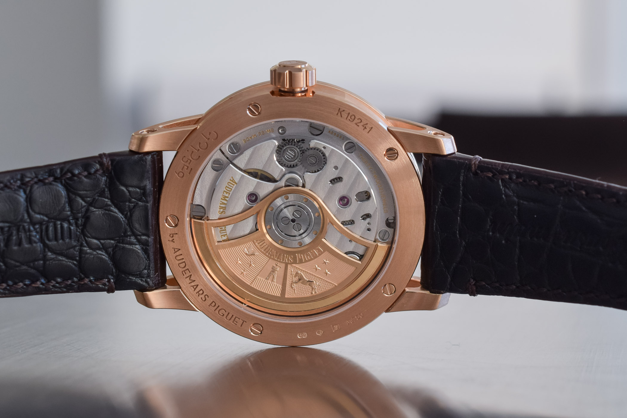 SIHH 2019 Review - Audemars Piguet Code 11.59 Collection - 8