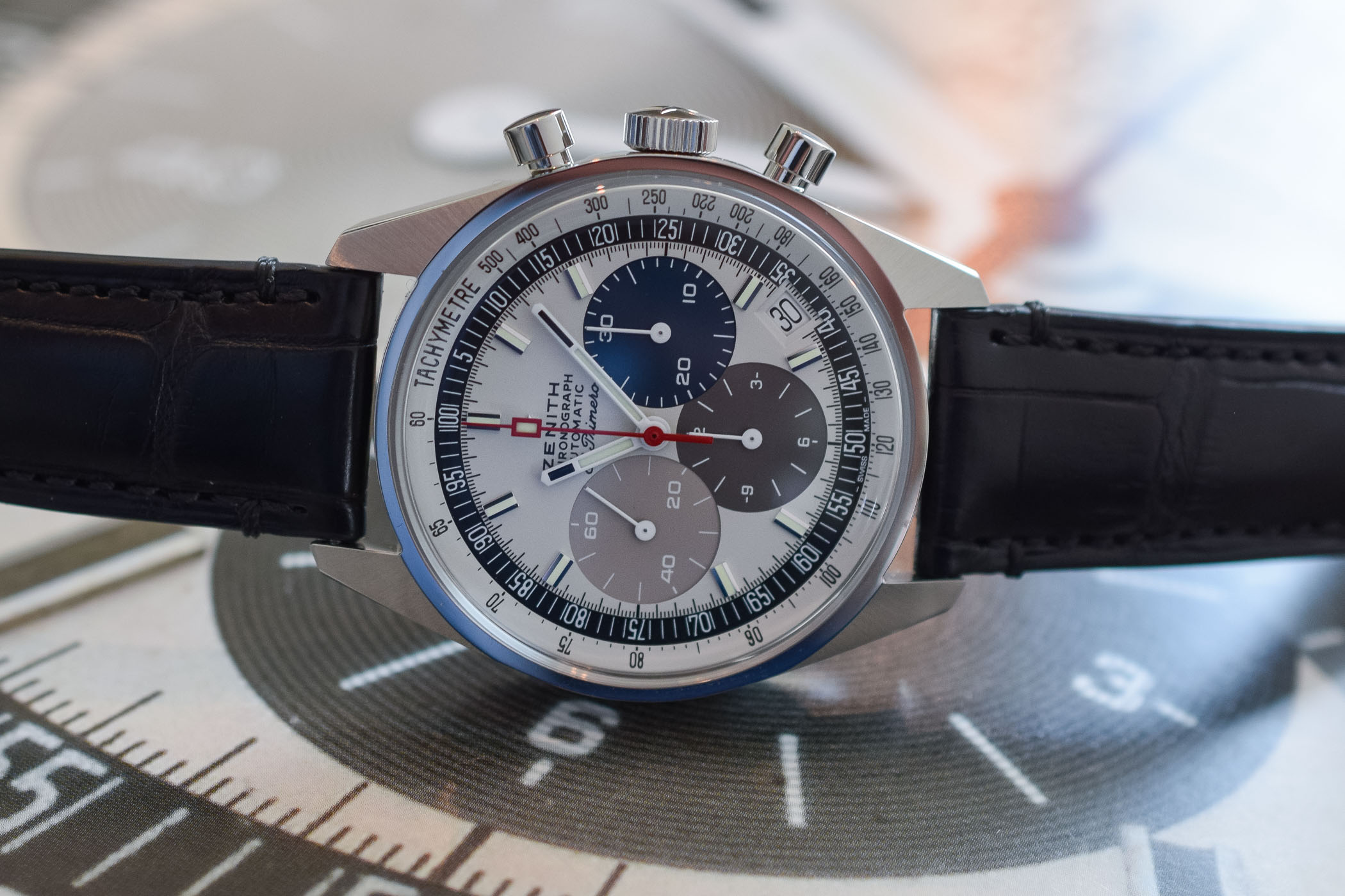 Review - Zenith 50 Years of El Primero Anniversary Set (Specs & Price)