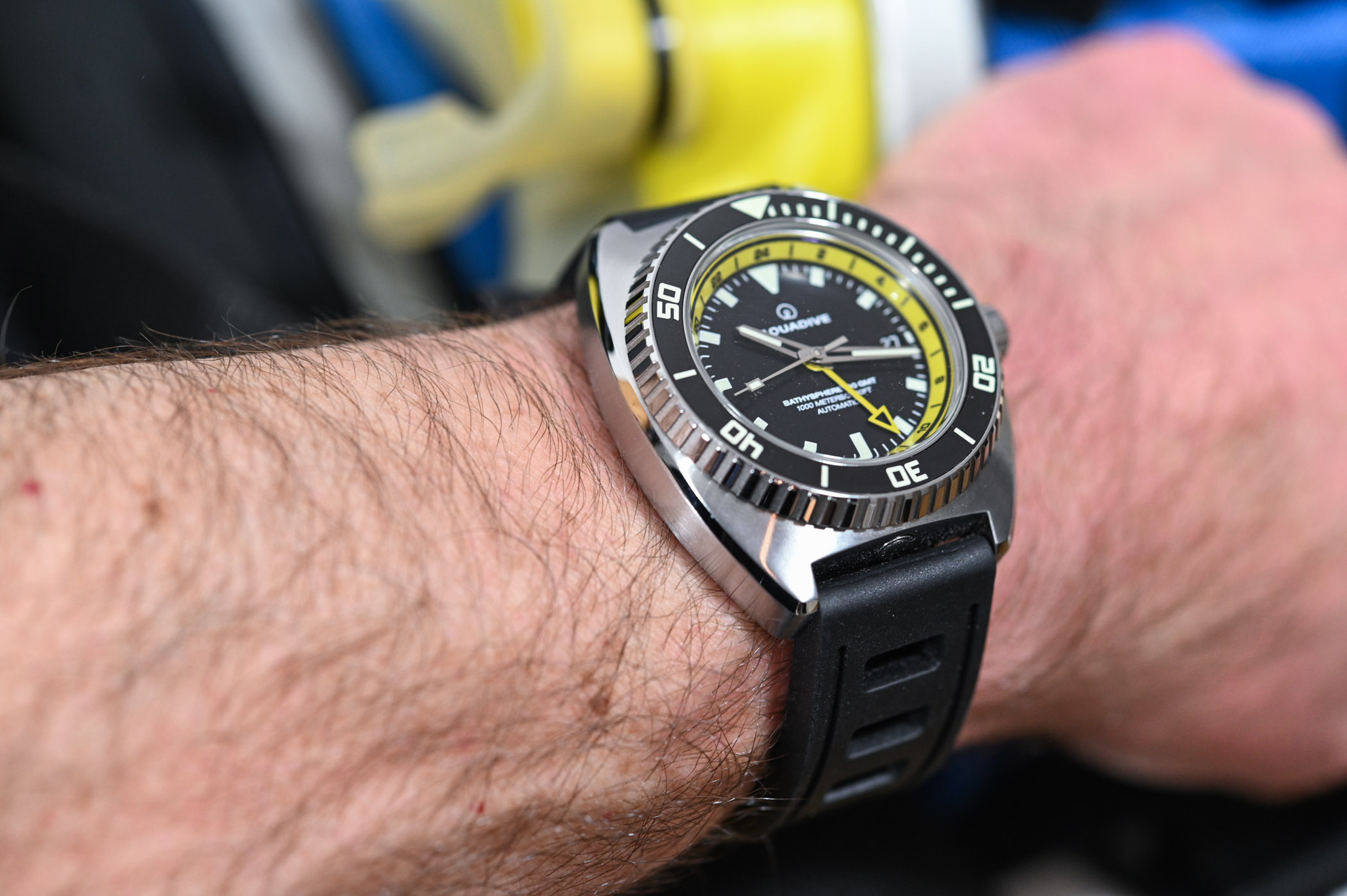 Aquadive Bathyscaphe 100 GMT