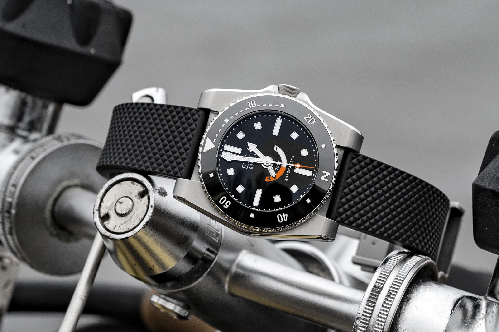 a2b8fc3ef Value Proposition E.C.Andersson Denise – The Scandinavian Brand's First Dive  Watch