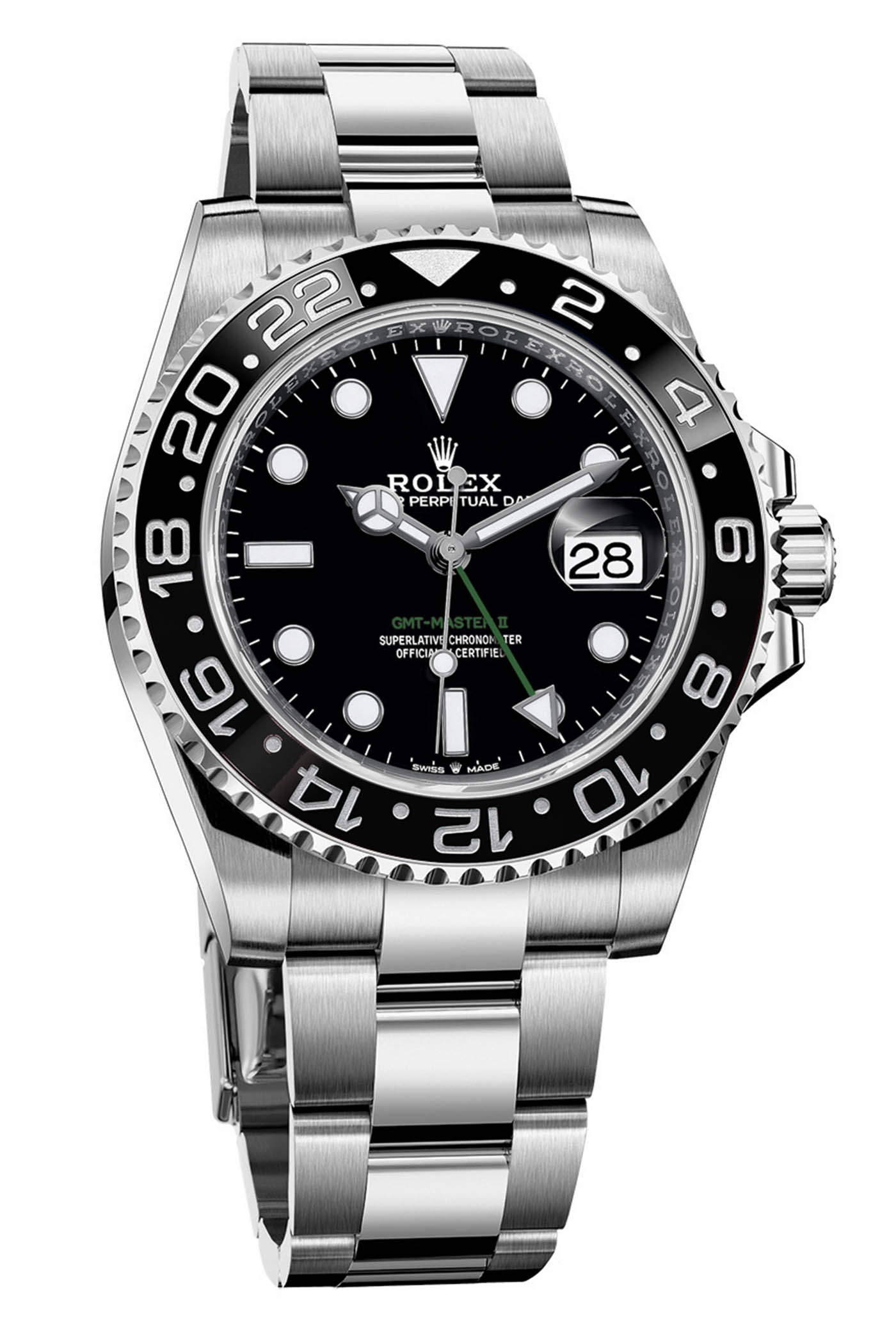 Rolex GMT Master II Steel Black Bezel Jubilee Calibre 3285 ref 126710LN - Rolex Baselworld 2019 - Rolex 2019 Predictions