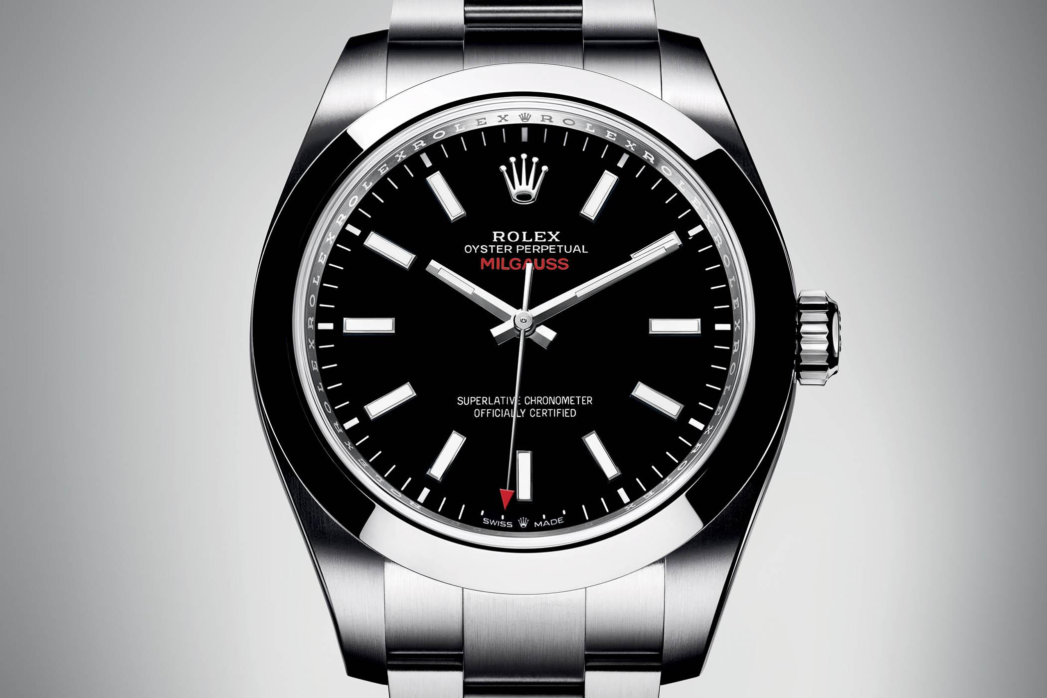 Rolex Milgauss 2019 ref 126400 tribute 1019 - Rolex Baselworld 2019 - Rolex 2019 Predictions