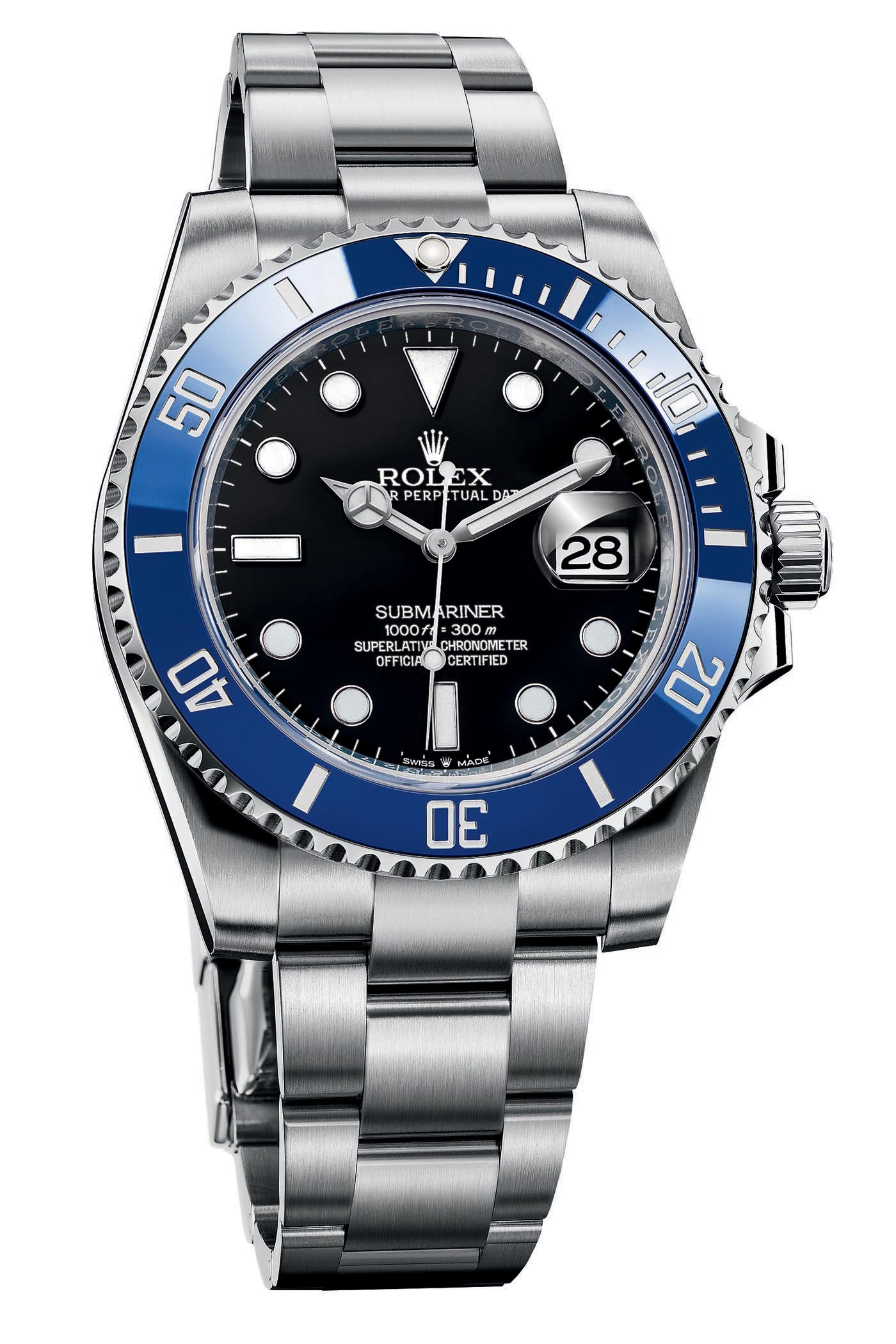 Rolex Submariner 2019 Calibre 3235 ref 126610LB - Rolex Baselworld 2019 - Rolex 2019 Predictions