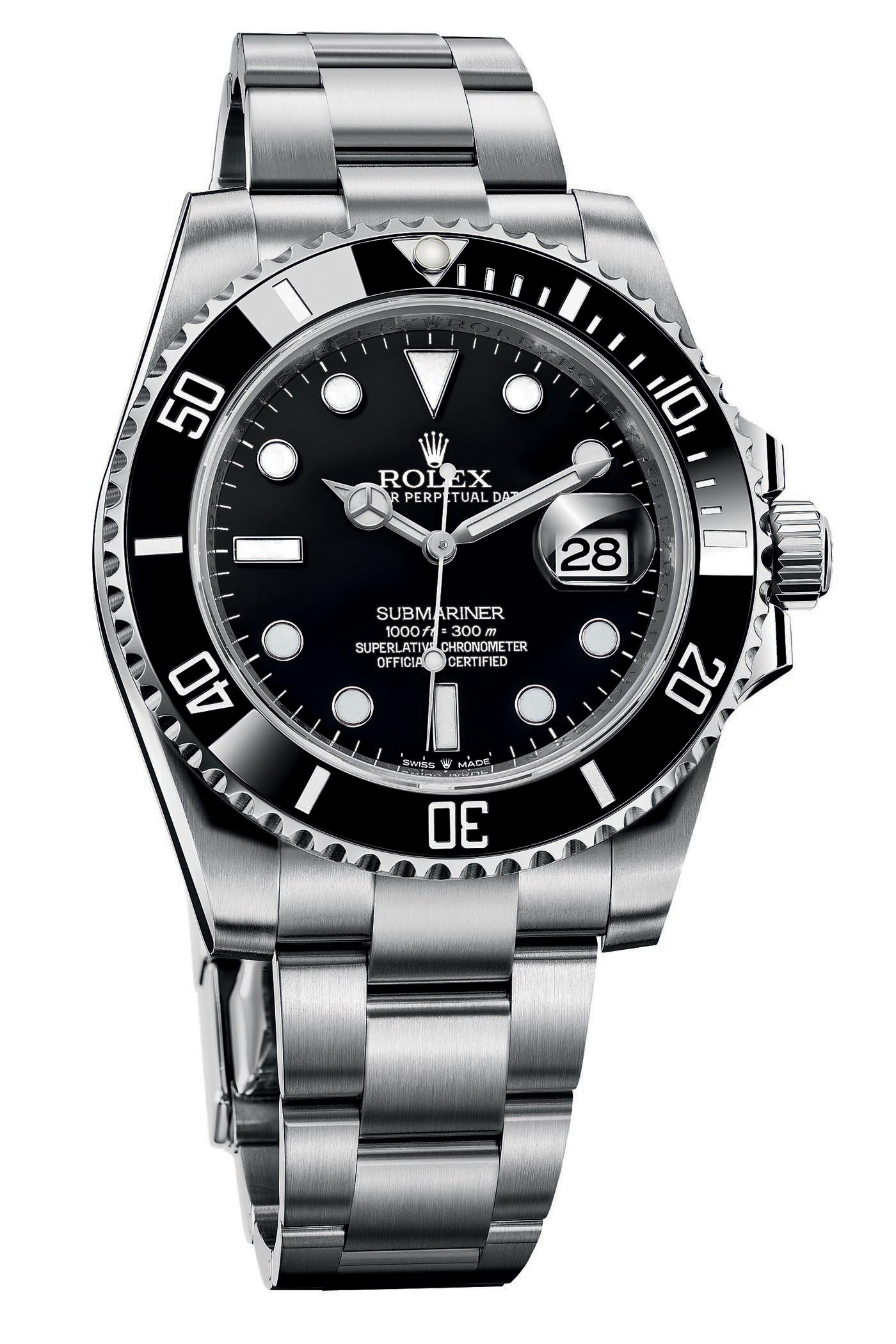 Rolex Submariner 2019 Calibre 3235 ref 126610LN - Rolex Baselworld 2019 - Rolex 2019 Predictions