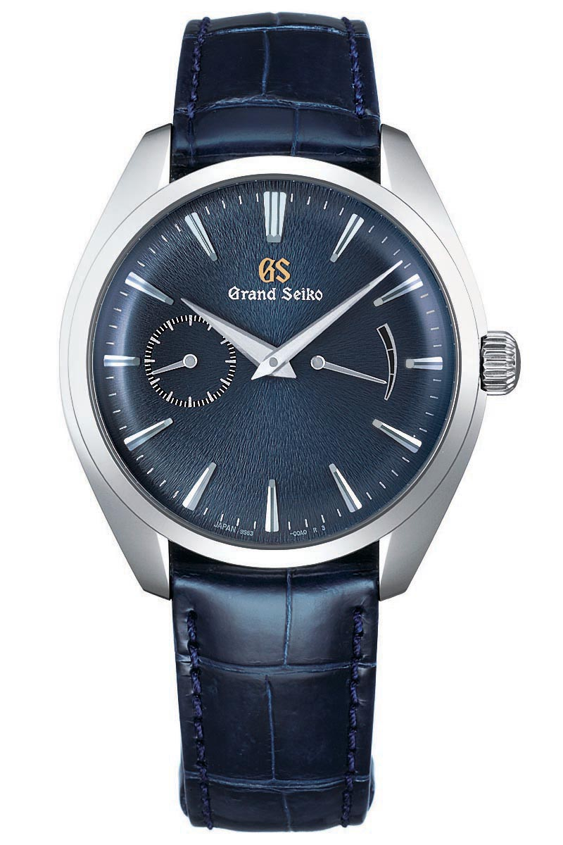 Seiko Baselworld 2019 - Grand Seiko Elegance Collection SBGK005 - 2