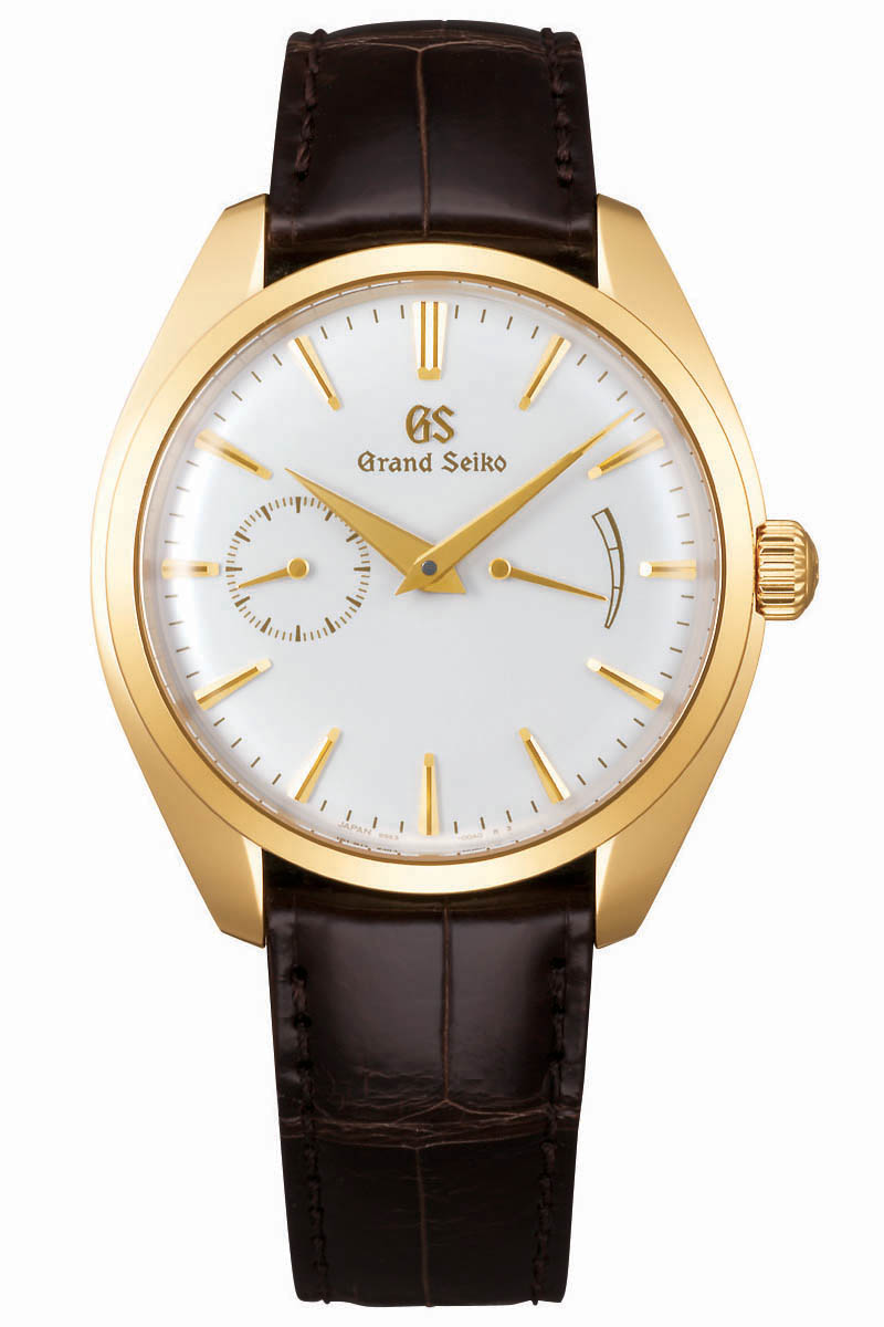 Seiko Baselworld 2019 - Grand Seiko Elegance Collection SBGK006
