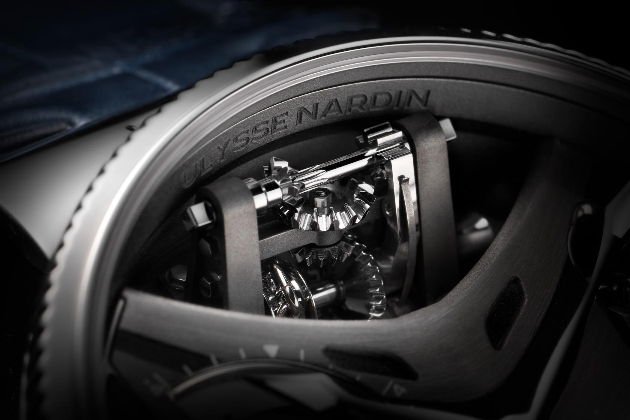 Ulysse Nardin Marine Mega Yacht Watch - 3