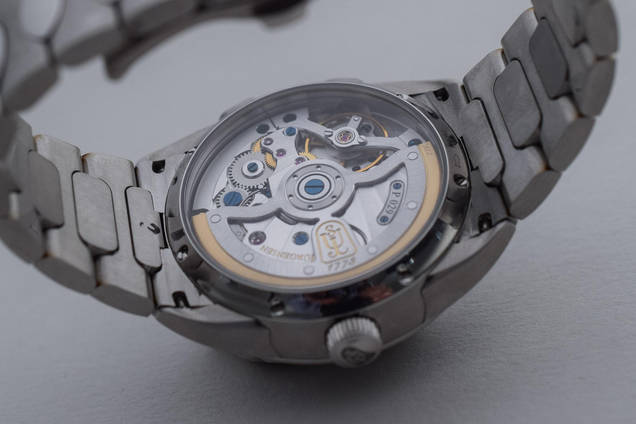 Urban Jurgensen First Luxury Sports Watch - Jurgensen One Collection - 8