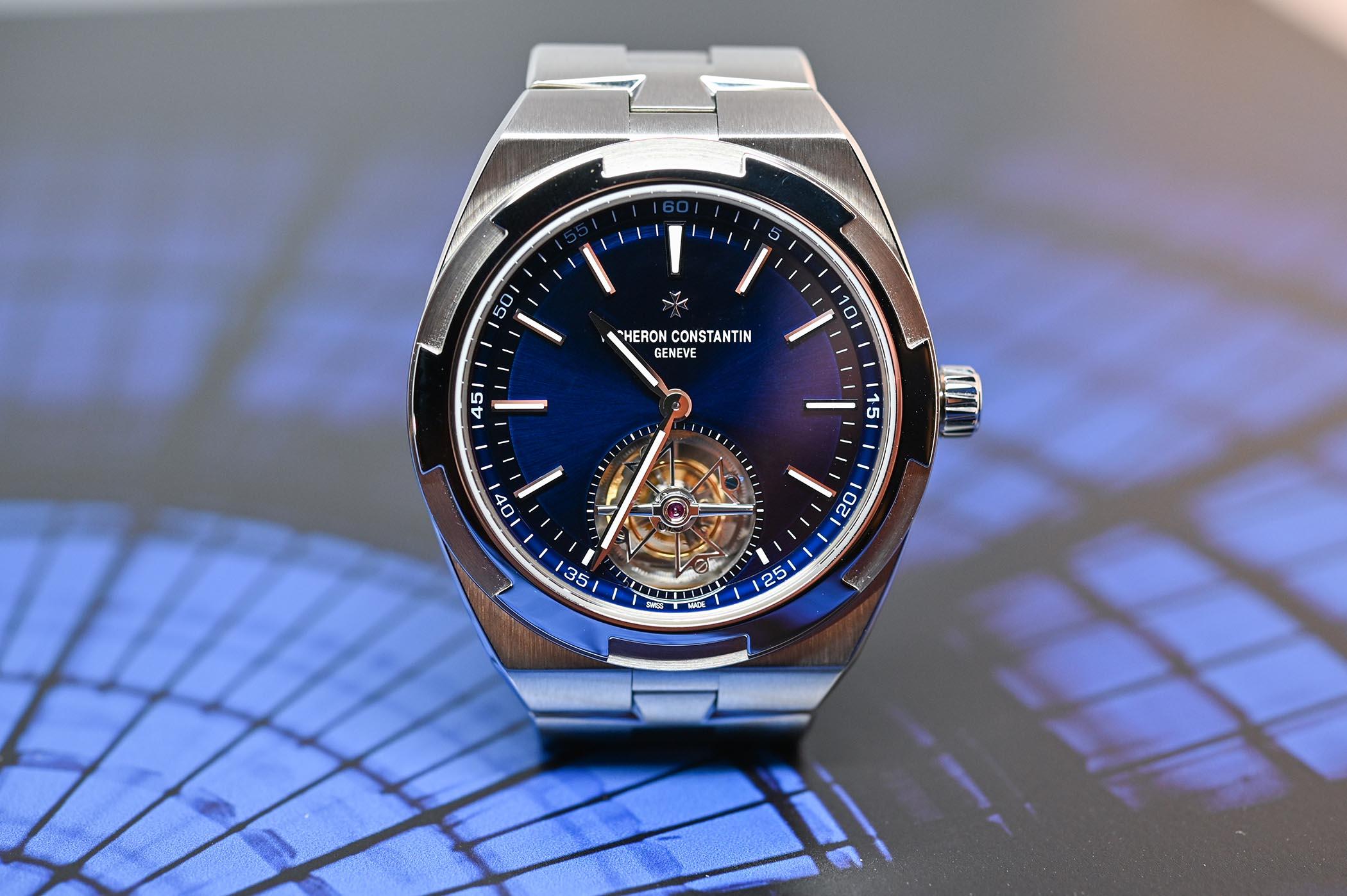 Review Vacheron Constantin Overseas Tourbillon 6000v Specs Price