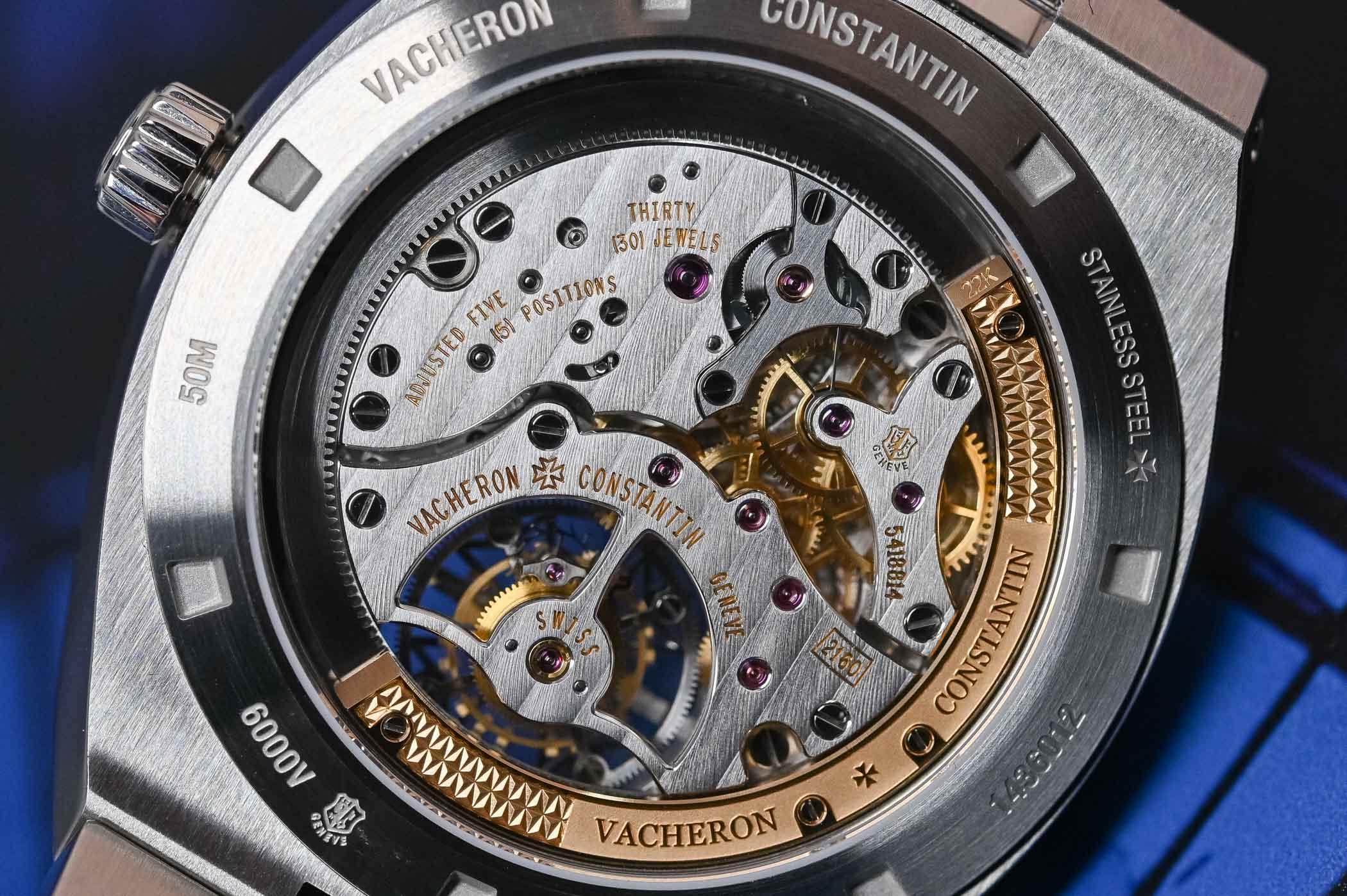Vacheron Constantin Overseas Tourbillon 6000V Review - 5