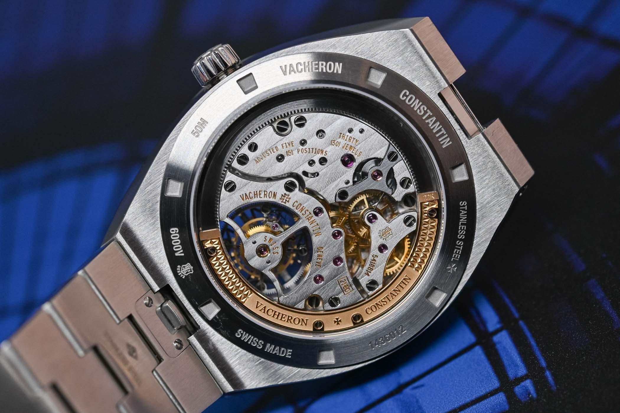 Vacheron Constantin Overseas Tourbillon 6000V Review - 6