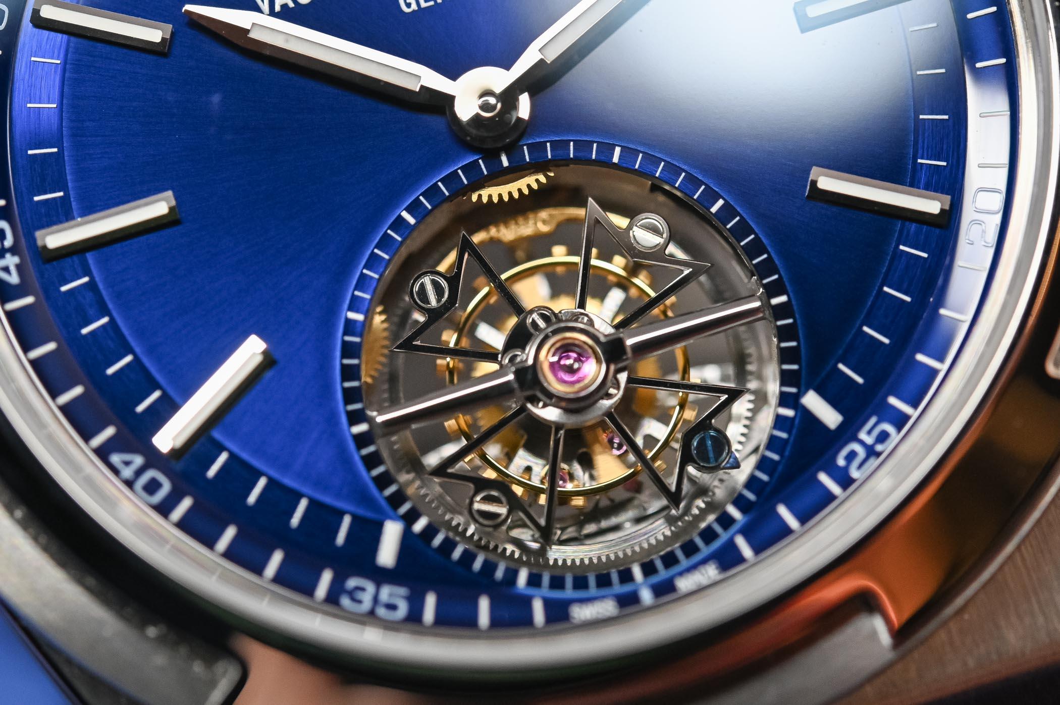 Vacheron Constantin Overseas Tourbillon 6000V Review - 7