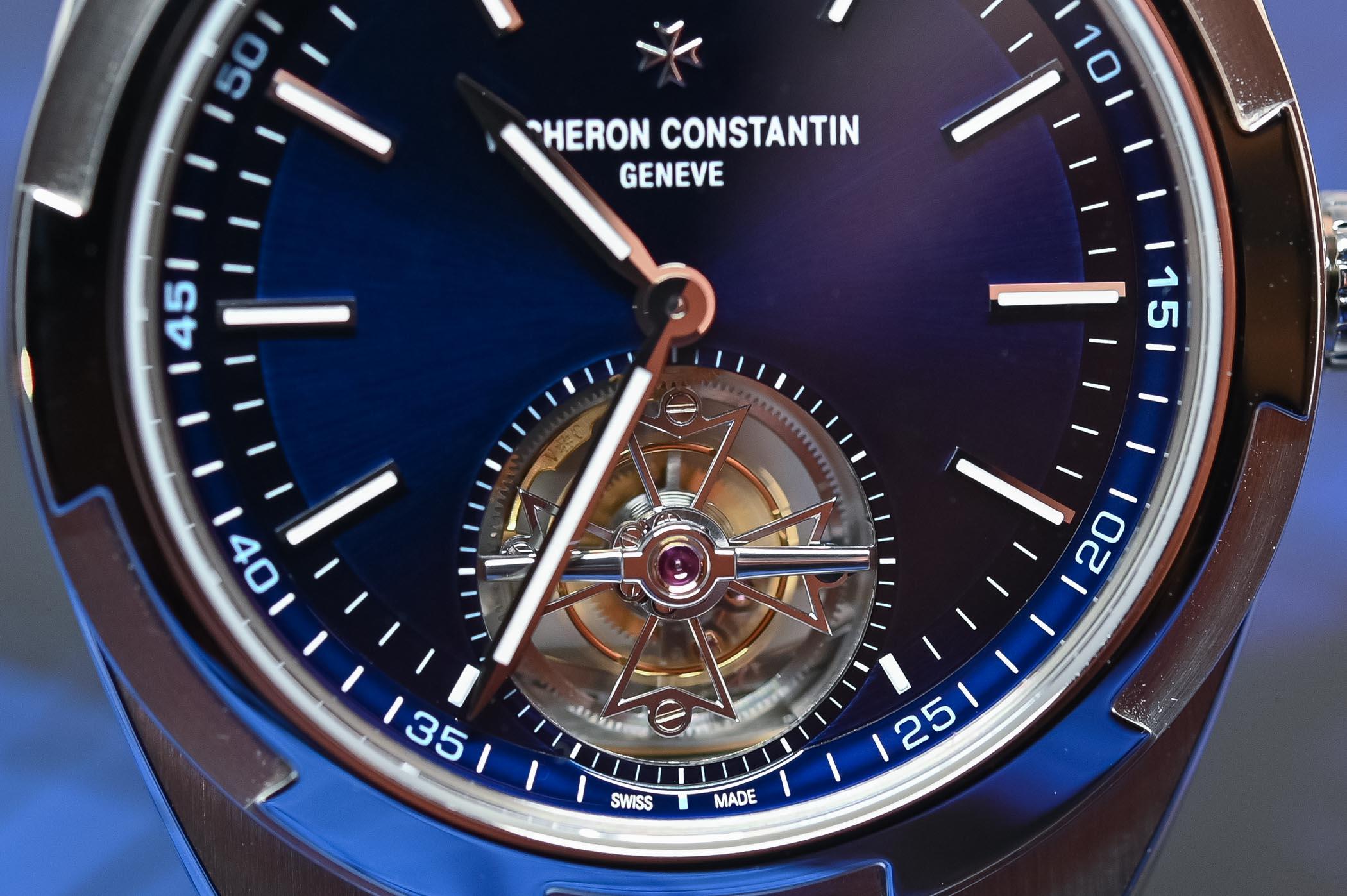 Vacheron Constantin Overseas Tourbillon 6000V Review - 8
