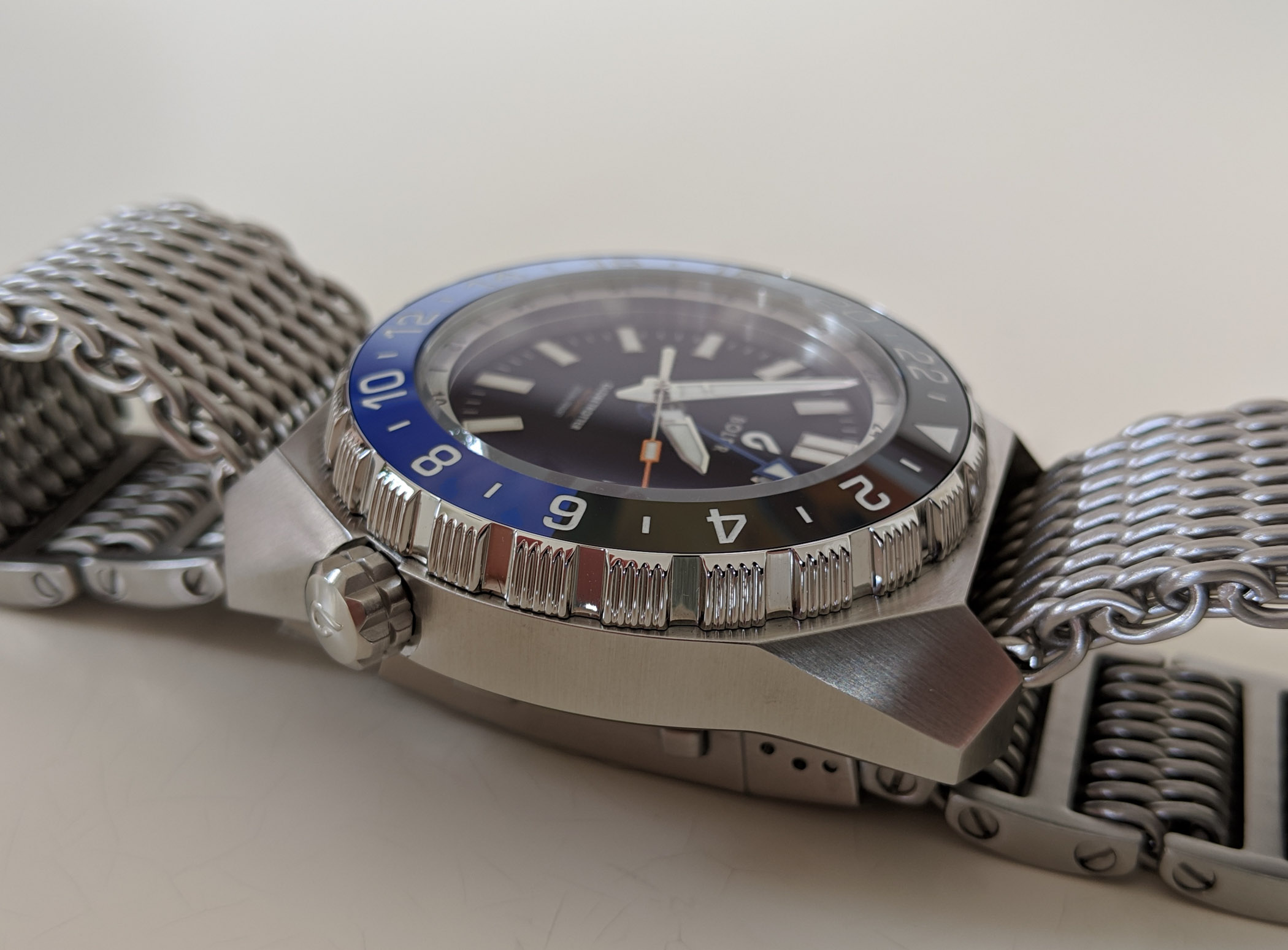 BOLDR Globetrotter GMT review - 10