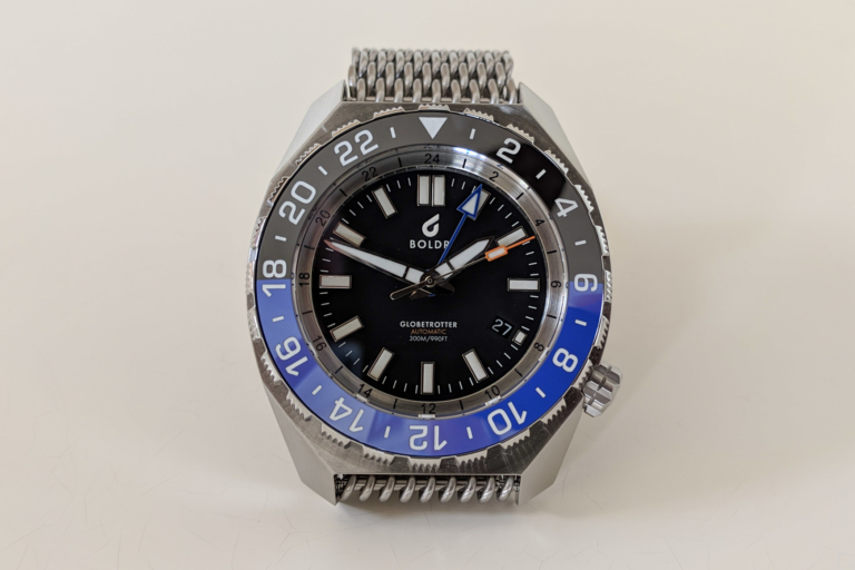 Value Proposition - BOLDR Globetrotter GMT (Review, Specs & Price)