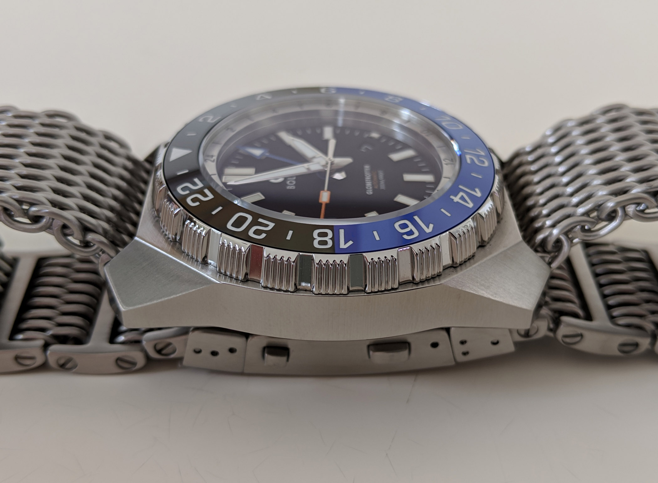 BOLDR Globetrotter GMT review - 9