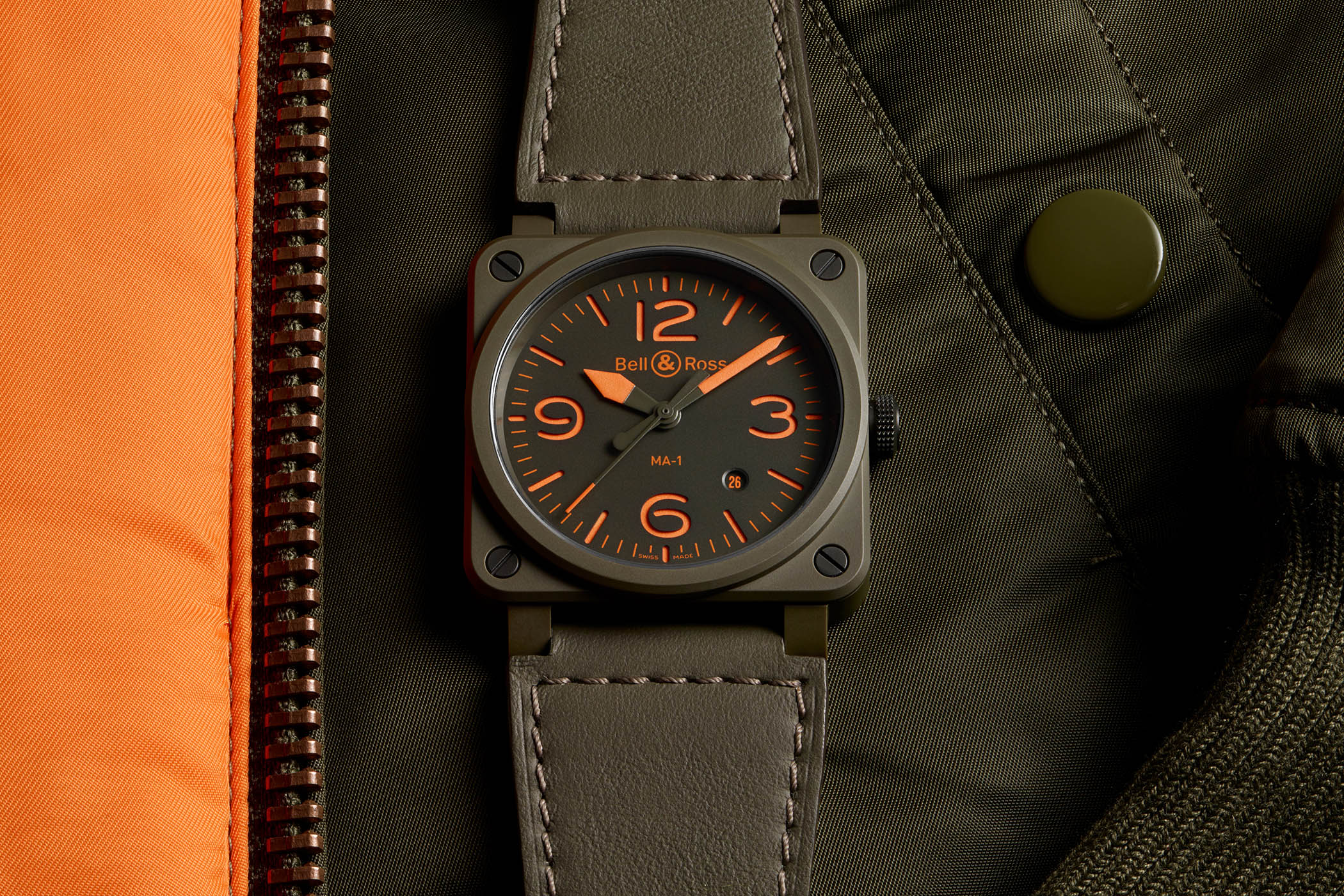 Baselworld 2019 Bell Ross Br 03 92 Ma 1 Specs Price