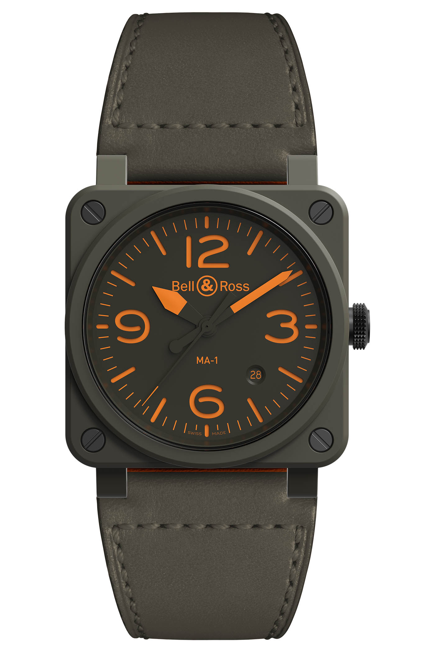 Baselworld 2019 - Bell & Ross BR 03-92 MA-1 - 7