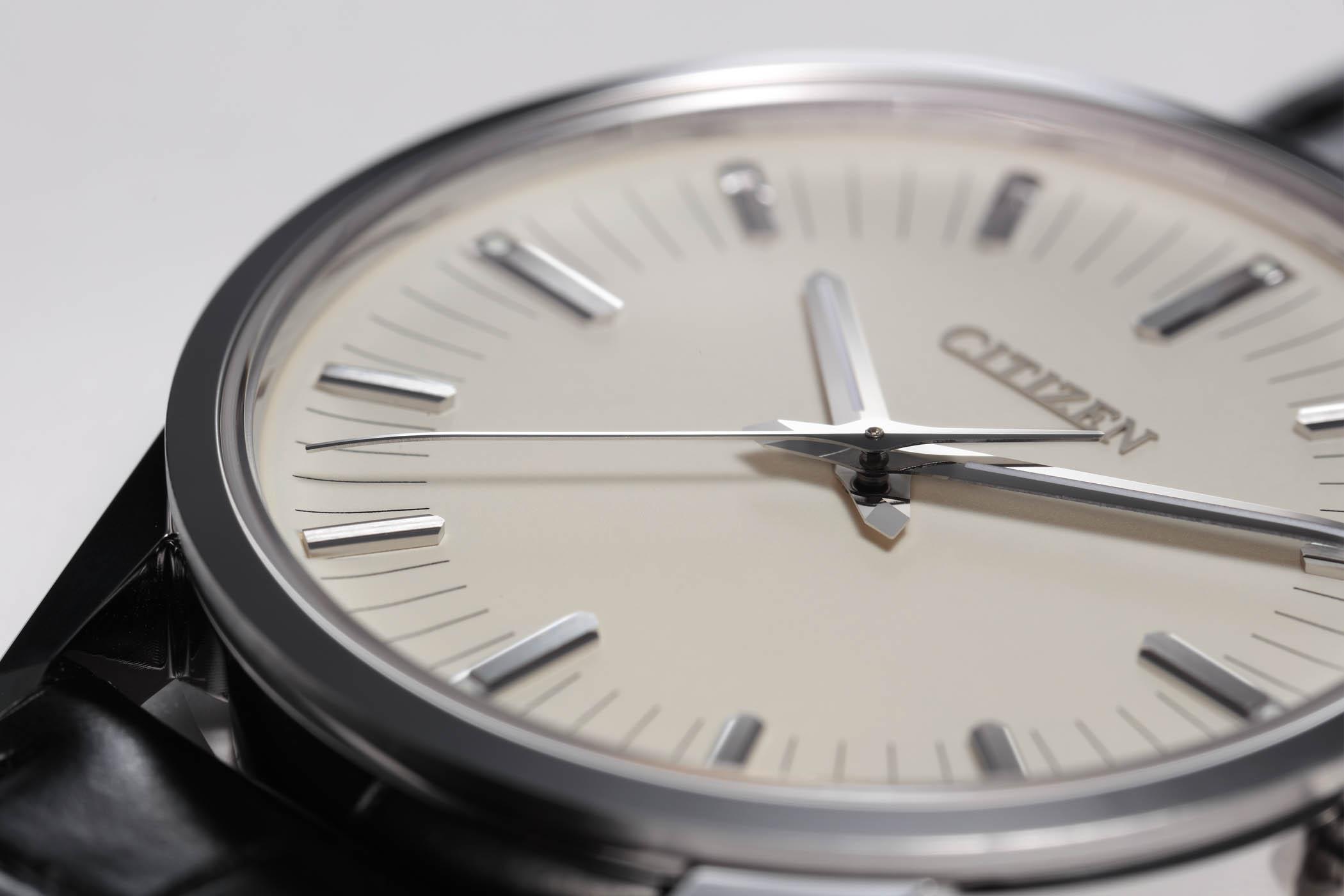 Baselworld 2019 - Citizen Caliber 0100 - 1 second a year accuracy - 3