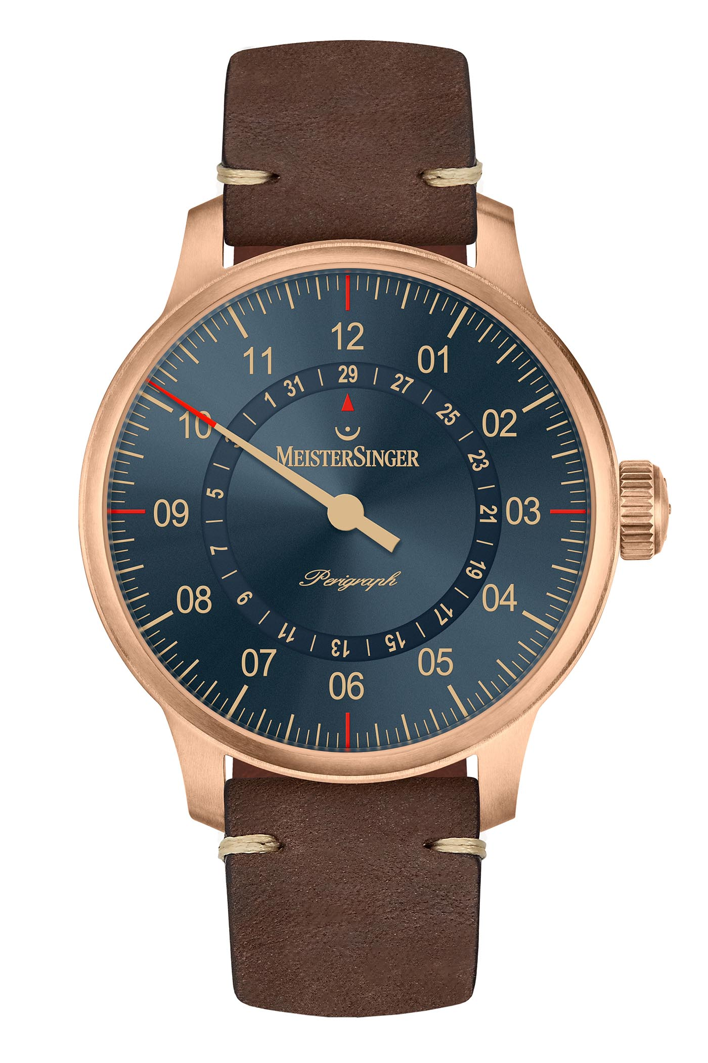 Baselworld 2019 - MeisterSinger Bronze Editions No. 03, Perigraph and Metris - 2