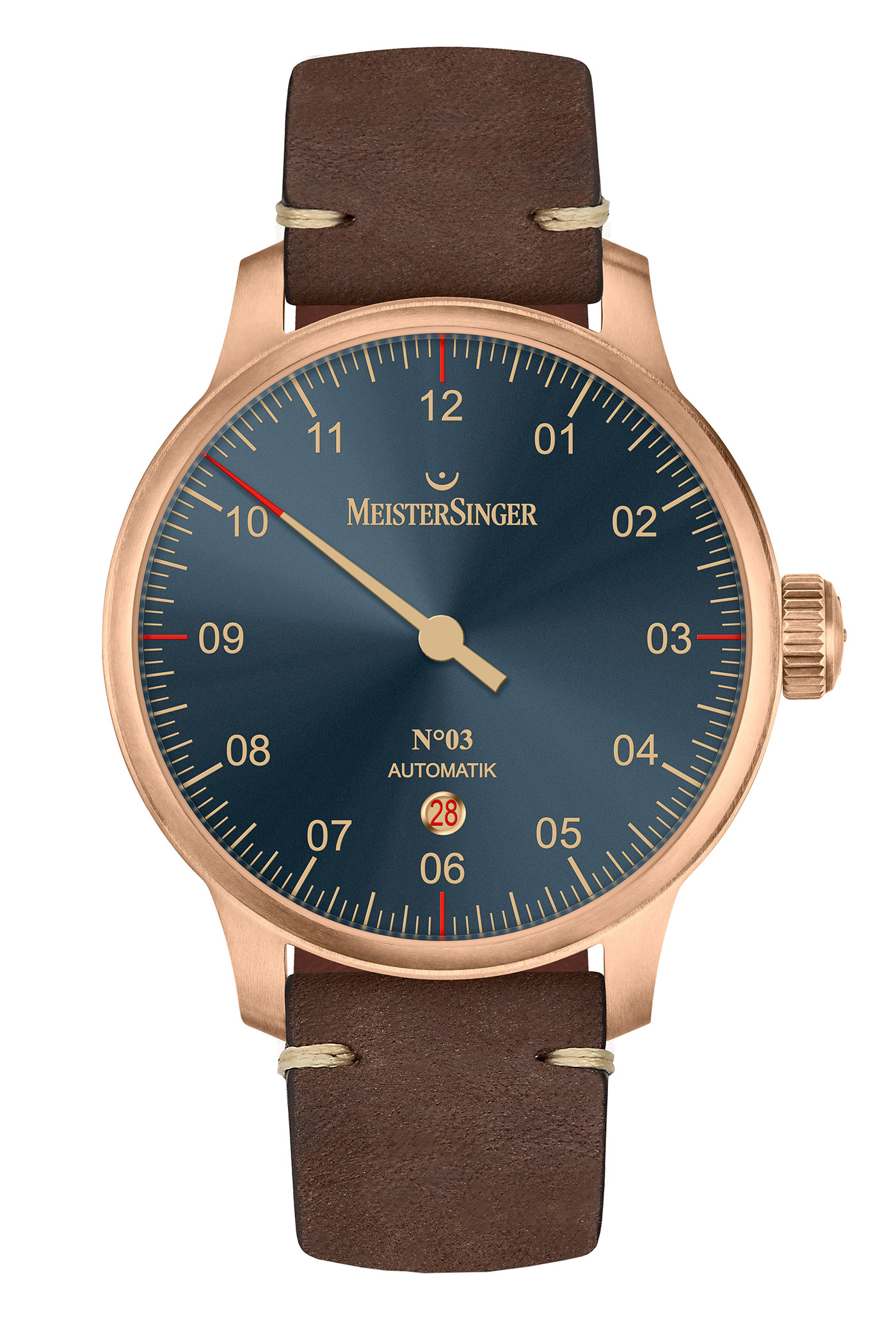 Baselworld 2019 - MeisterSinger Bronze Editions No. 03, Perigraph and Metris - 3